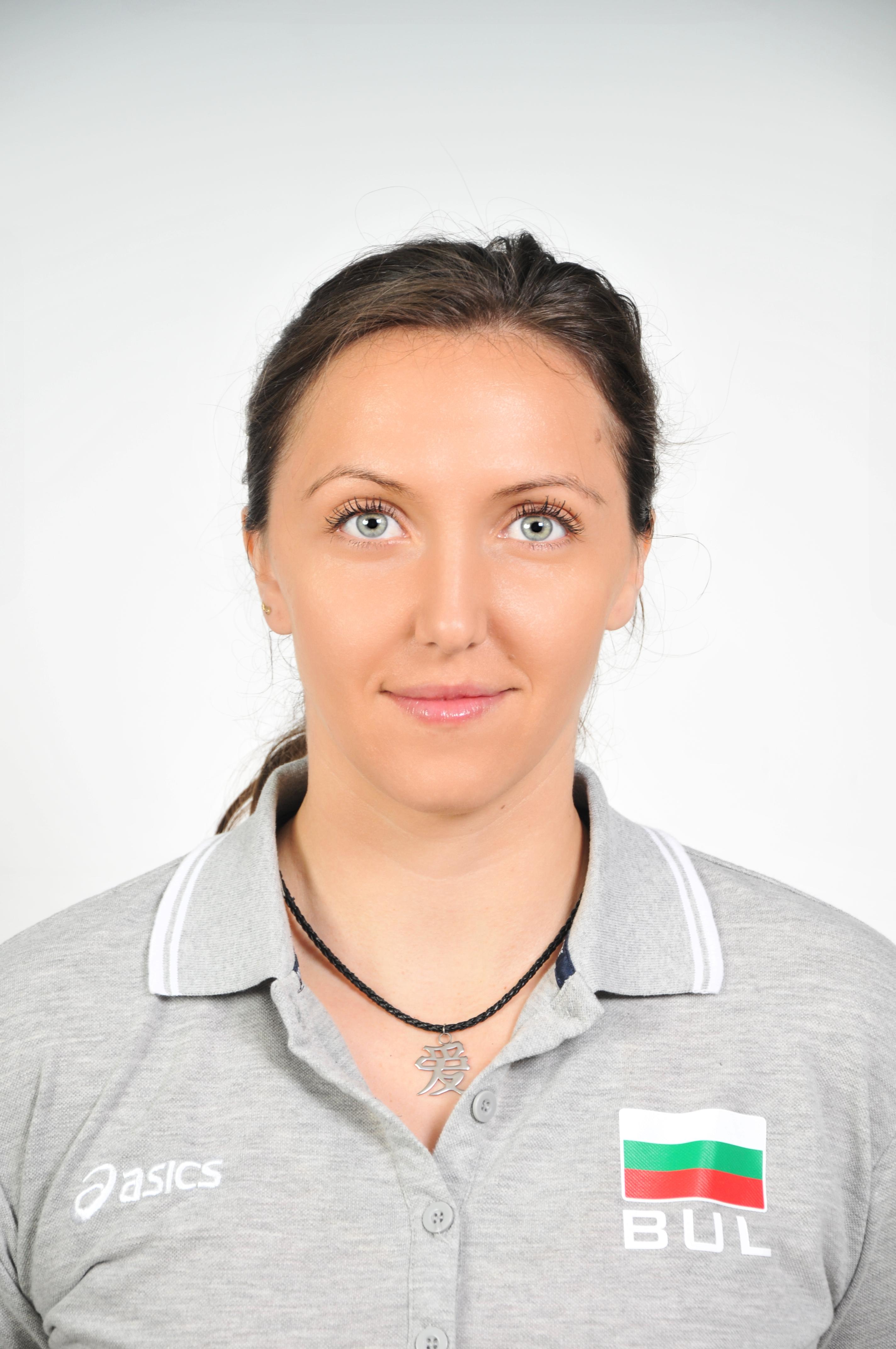 Tsvetelina Zarkova