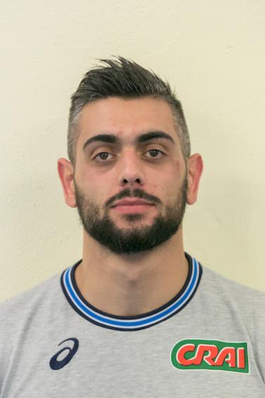 Giulio Sabbi Player Giulio Sabbi FIVB Volleyball World League 2016