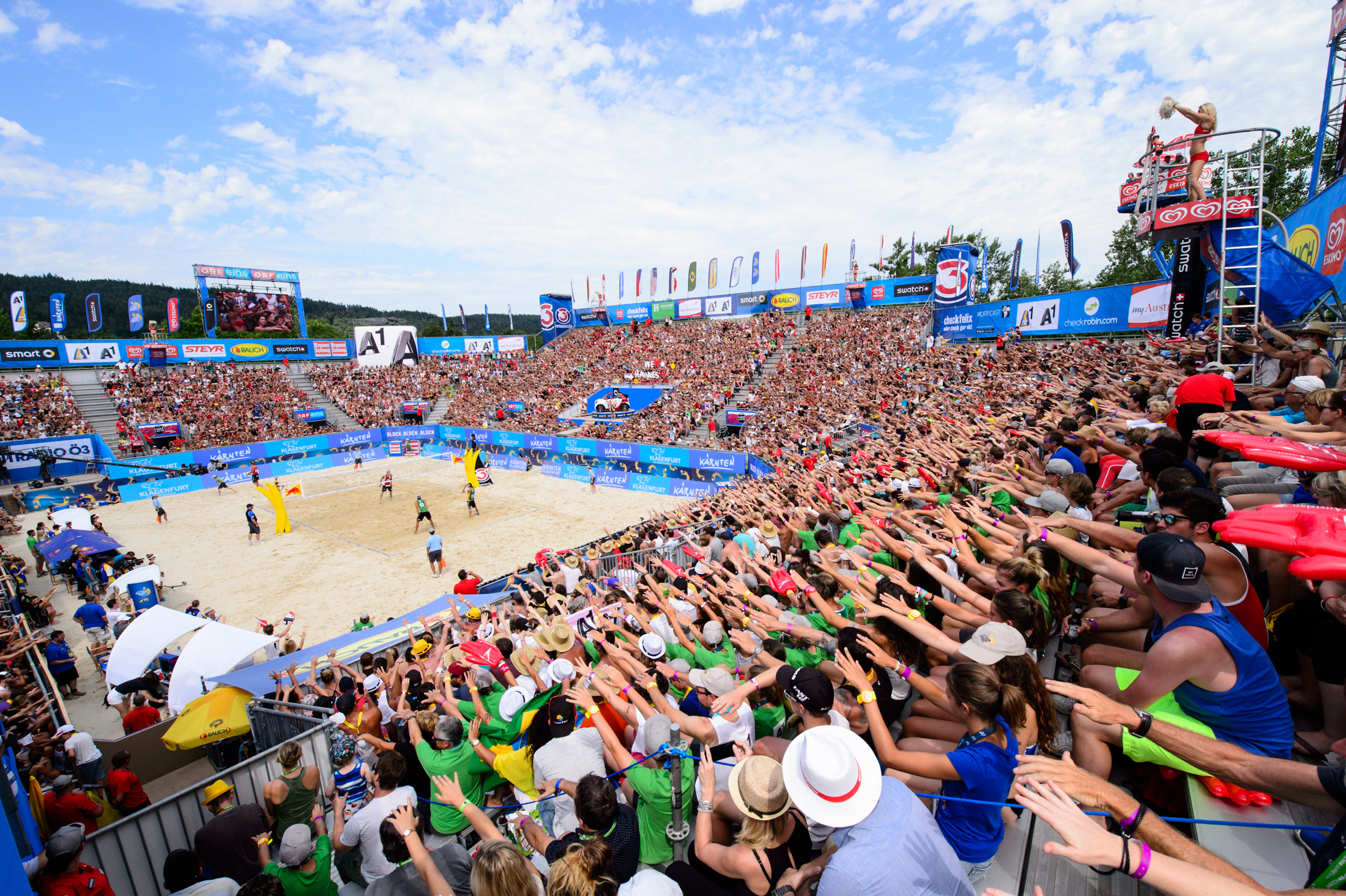FIVB Beach Volleyball World Championships Vienna 2017