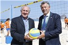 FIVB Volleyball House