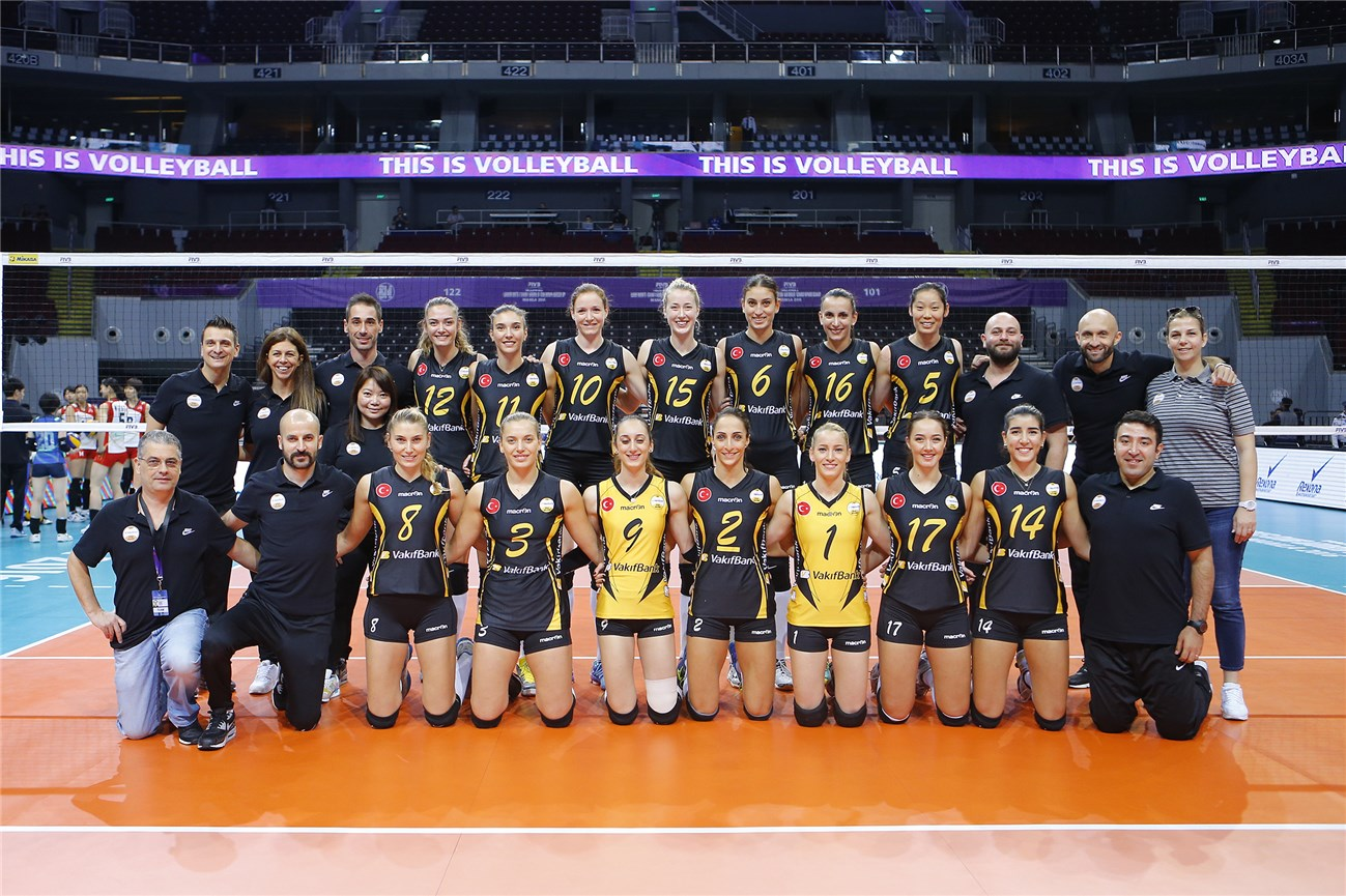 vakifbank volleyball