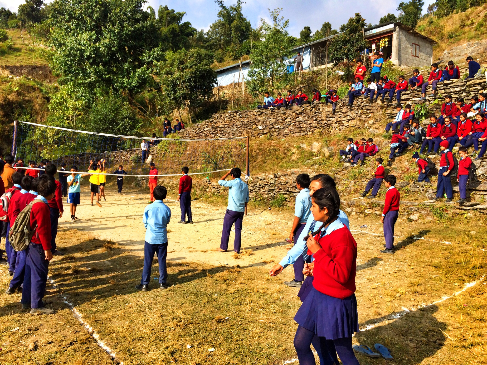 Nepal Volleyball