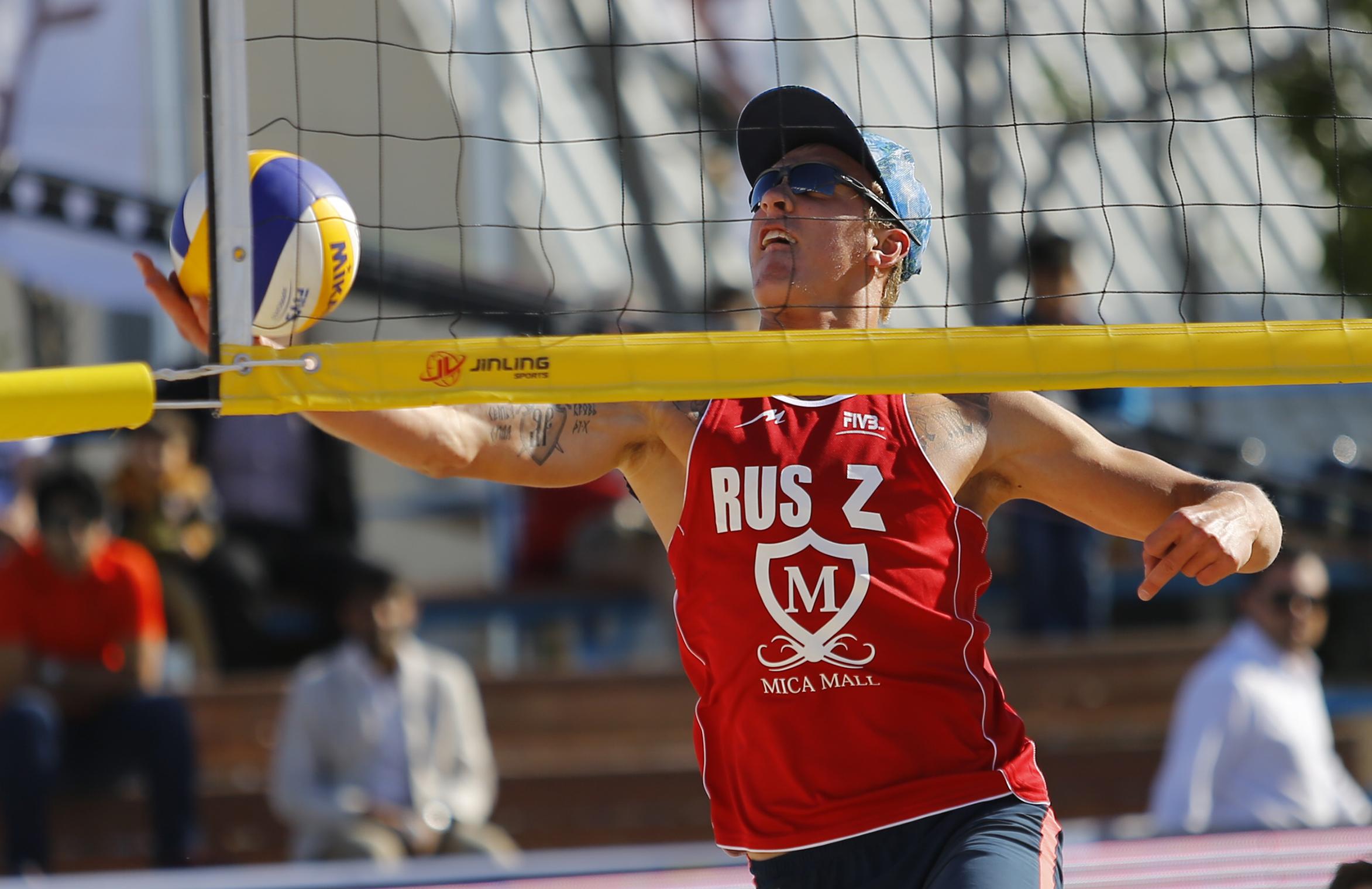 FIVB Beach Volleyball World Tour Kish Island 3-Star 2017
