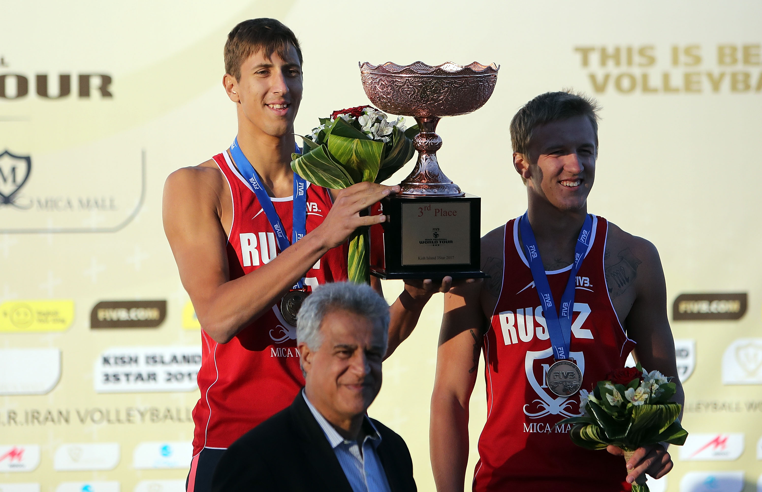 FIVB Beach Volleyball World Tour Kish Island 3-Star 2017