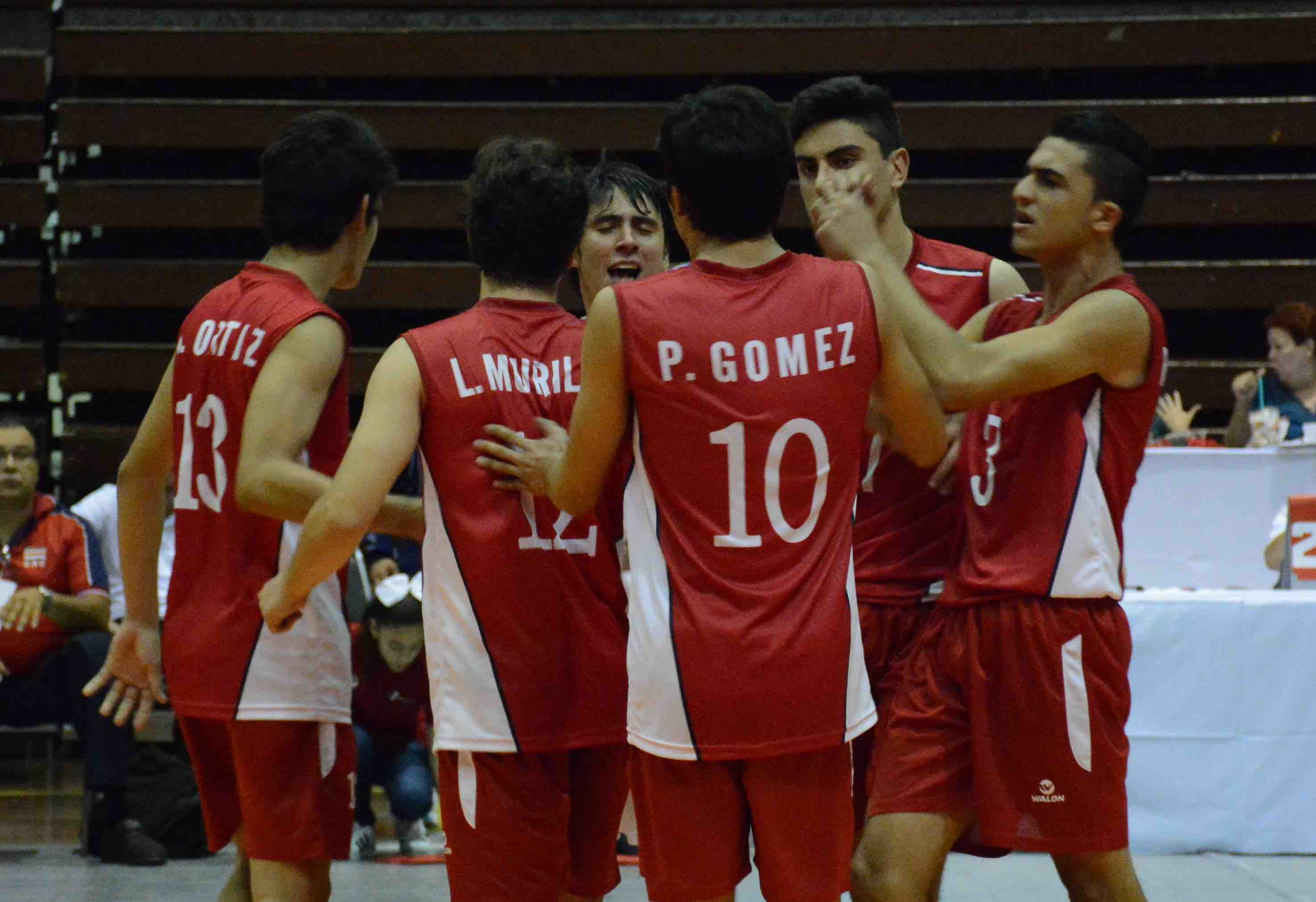 Hernandez Dominican Republic Volleyball >> News - Chile improve to 2-0 at U19 Pan Am Cup