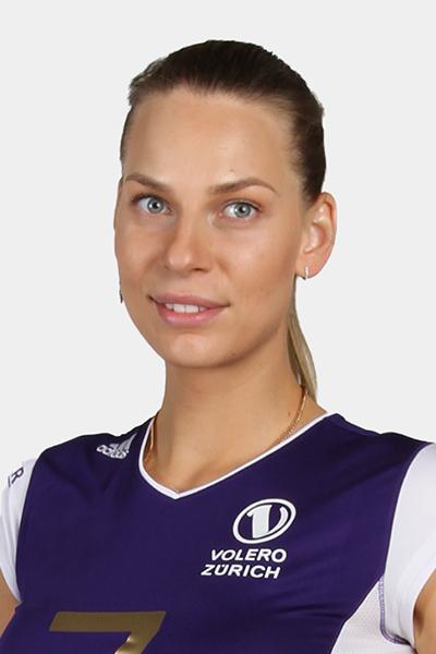Olesia Rykhliuk