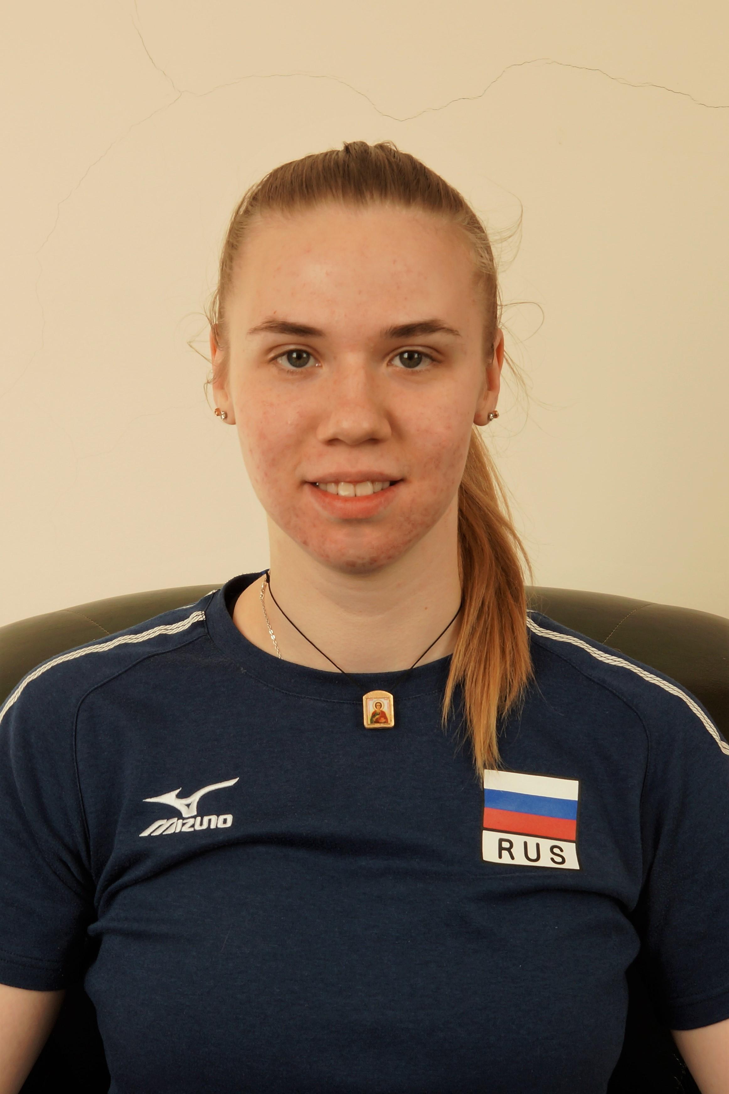 Angelina Lazarenko
