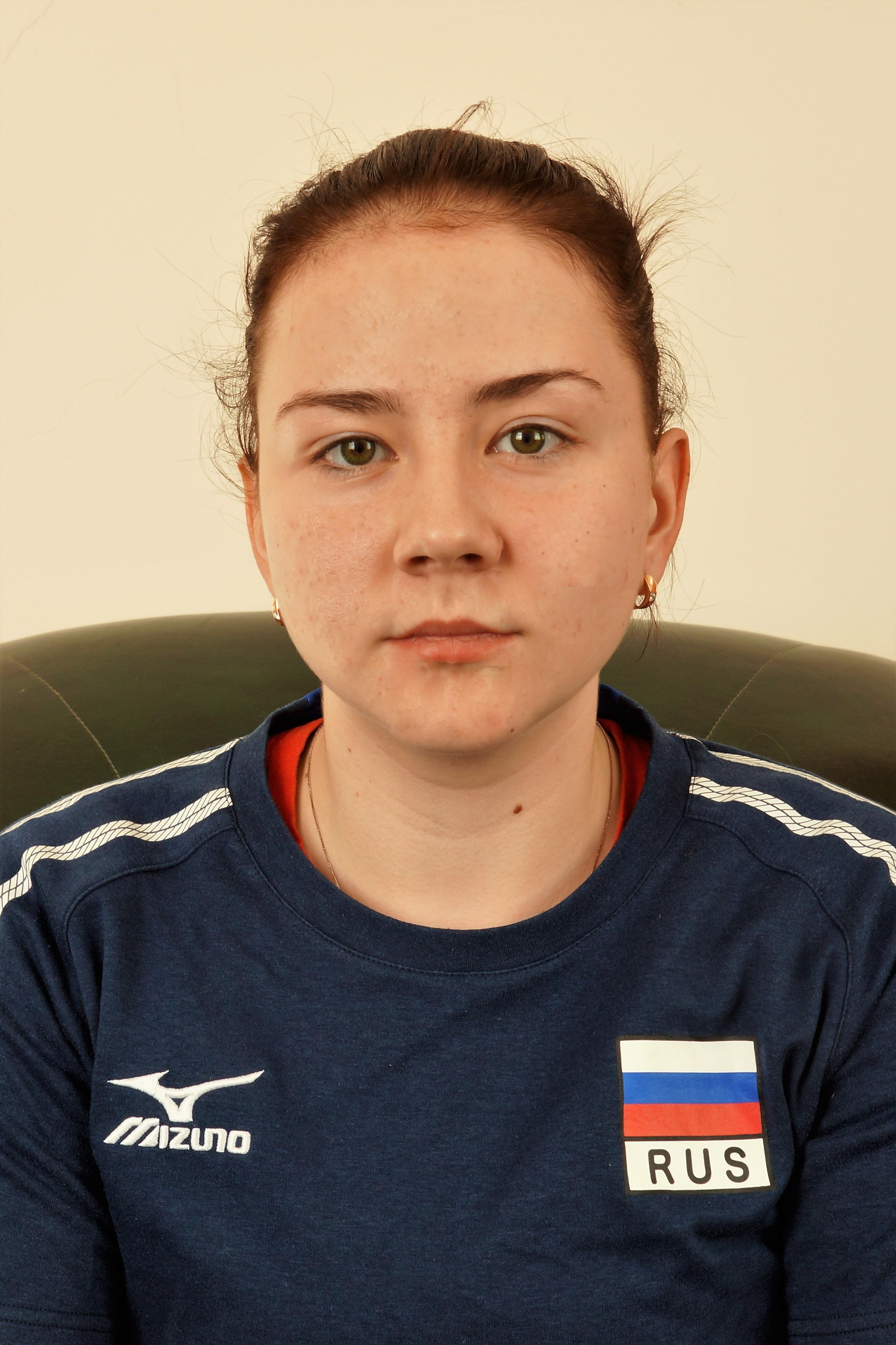 Aleksandra Oganezova