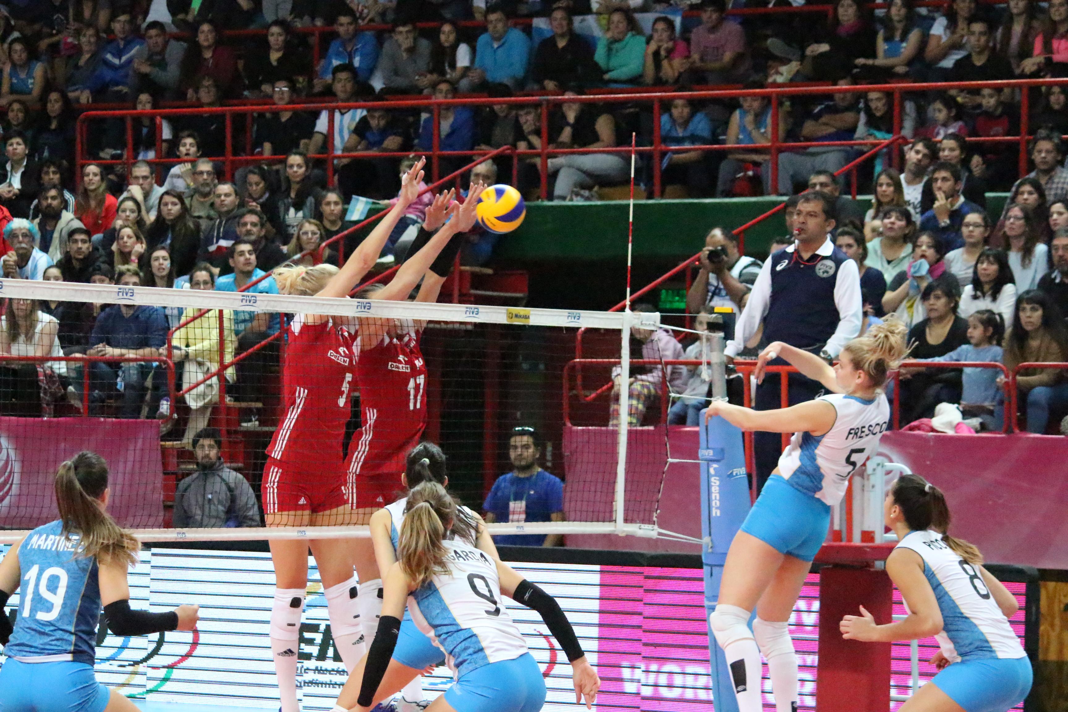Argentina - Polonia