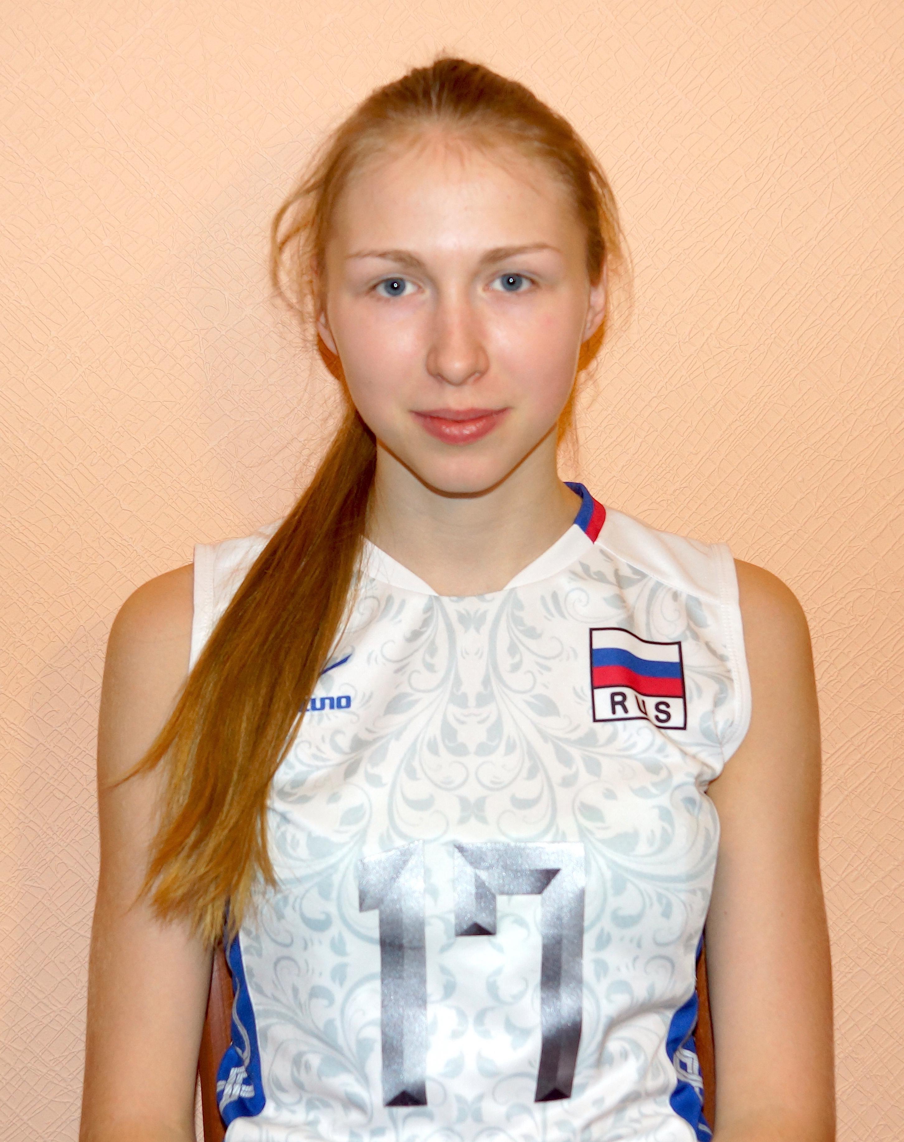 Angelina Nikashova