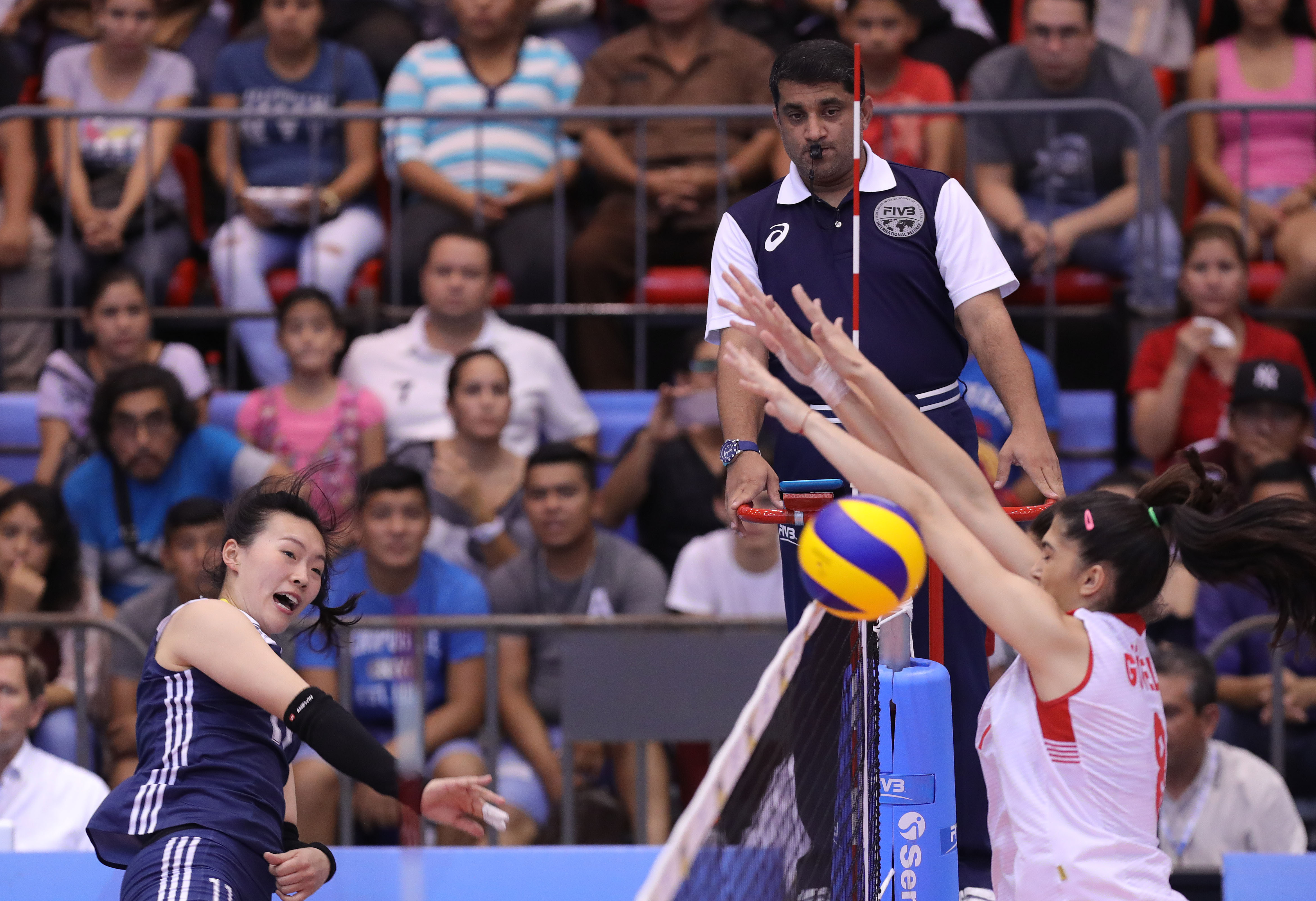 News detail - China and Russia to clash for Women's U20 ...