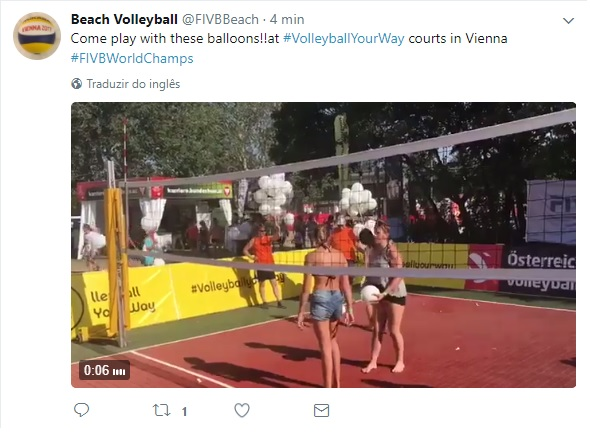 News - Volleyball Your Way ends successful week in Vienna