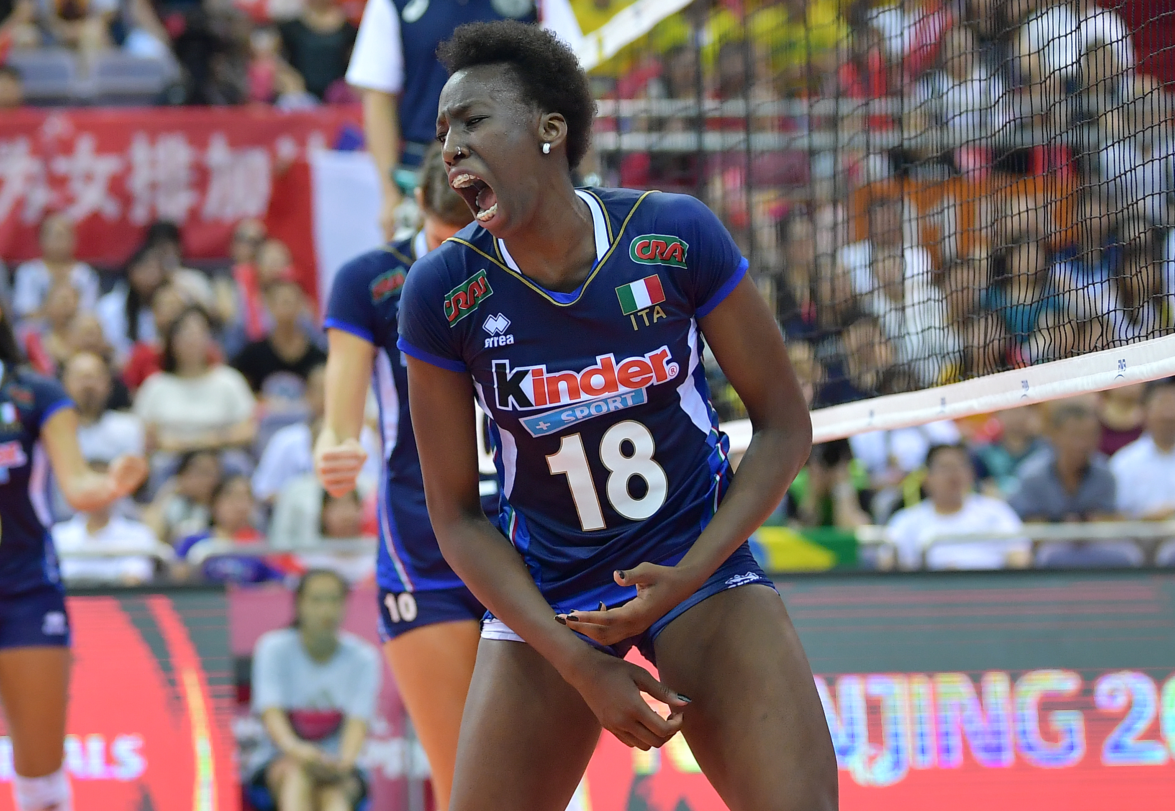 Italy Announce Women S National Volleyball Team Roster