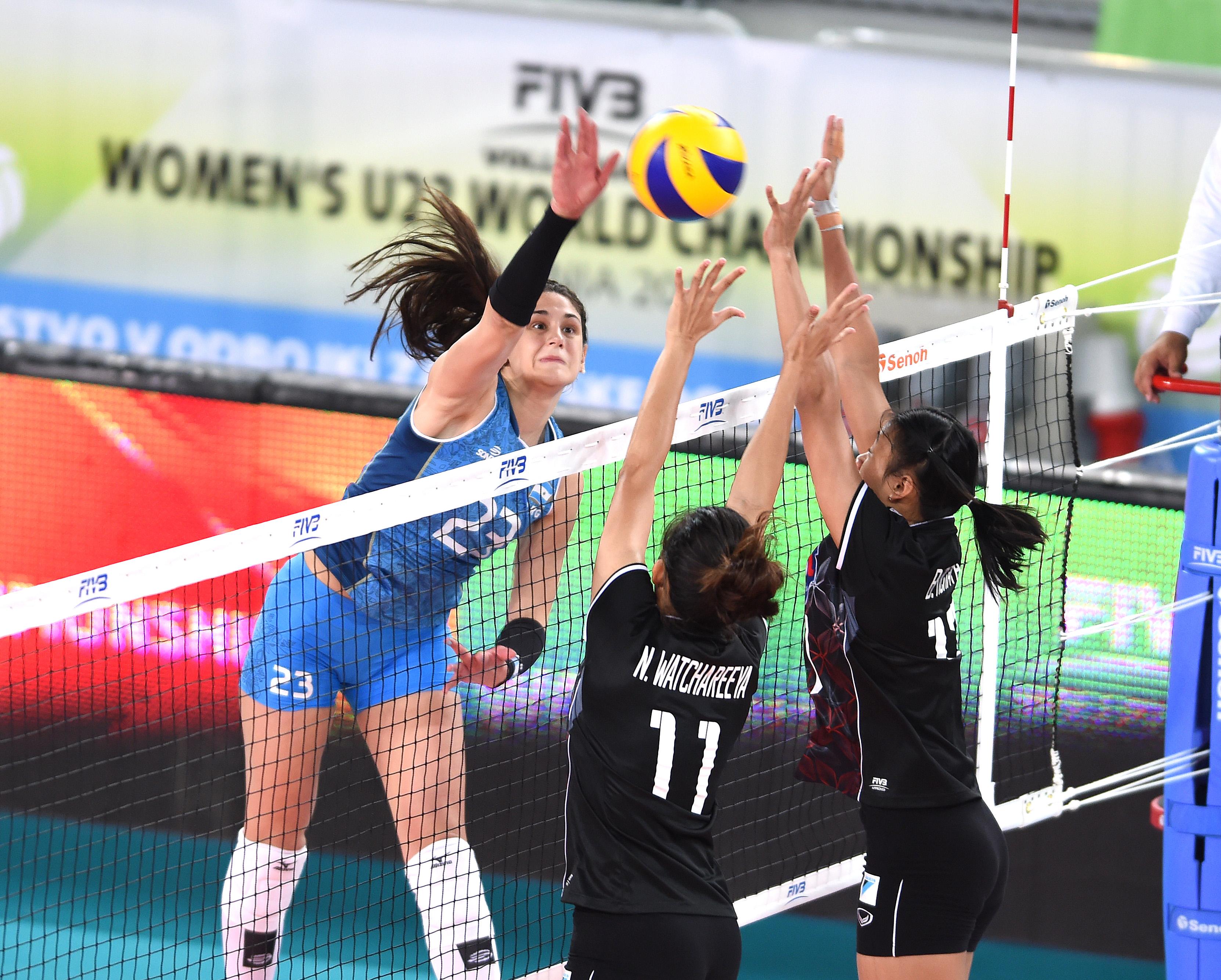 Argentina - Tailandia