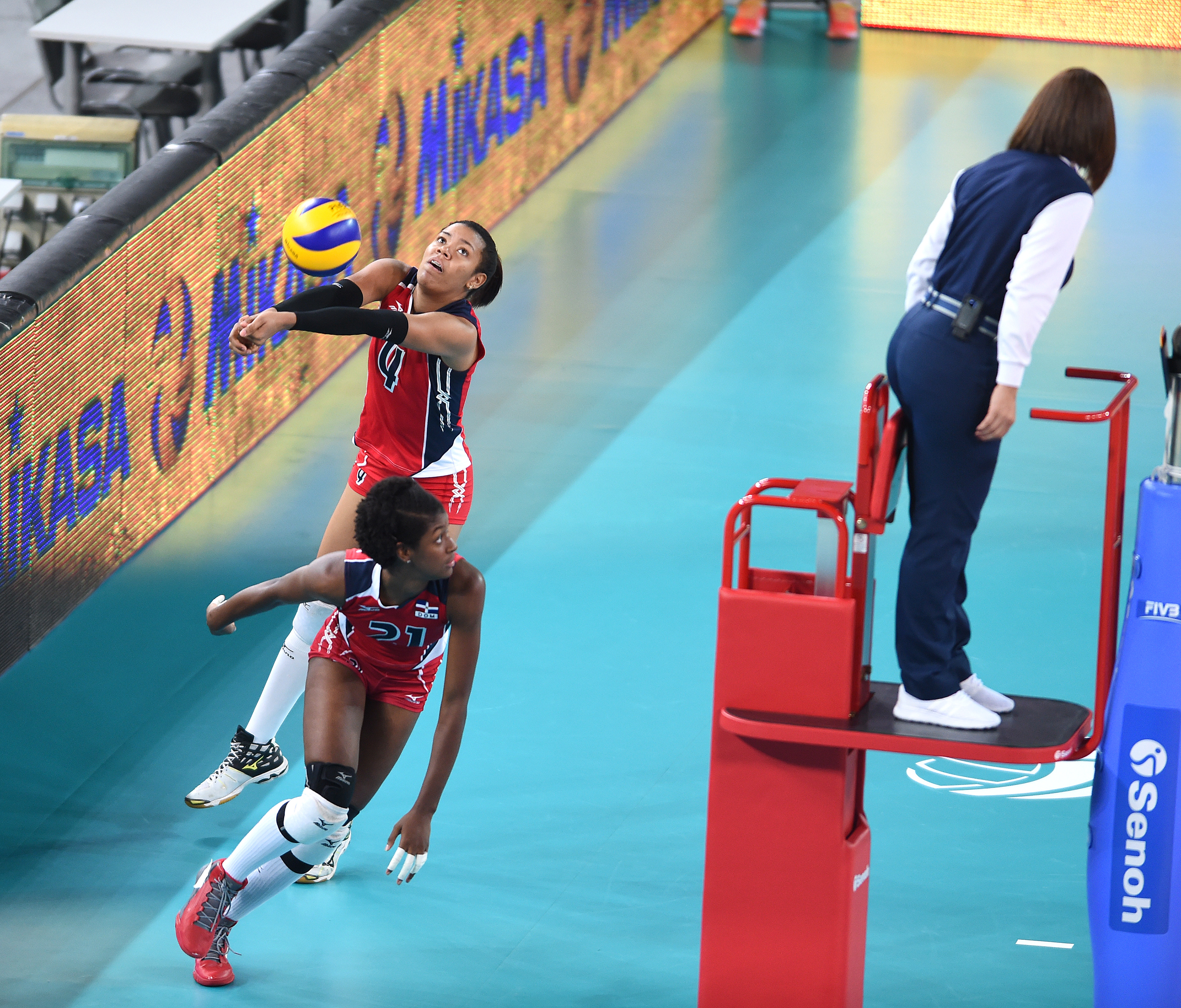 News detail - Dominicans deny China early semifinal ticket ...