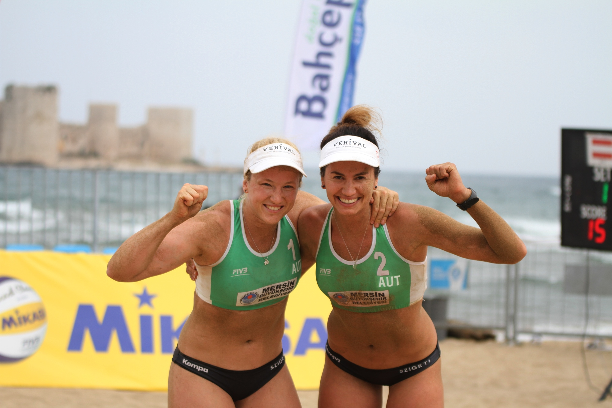 News - Late beach volleyball withdrawals add Austrian & Italian teams to World Championships