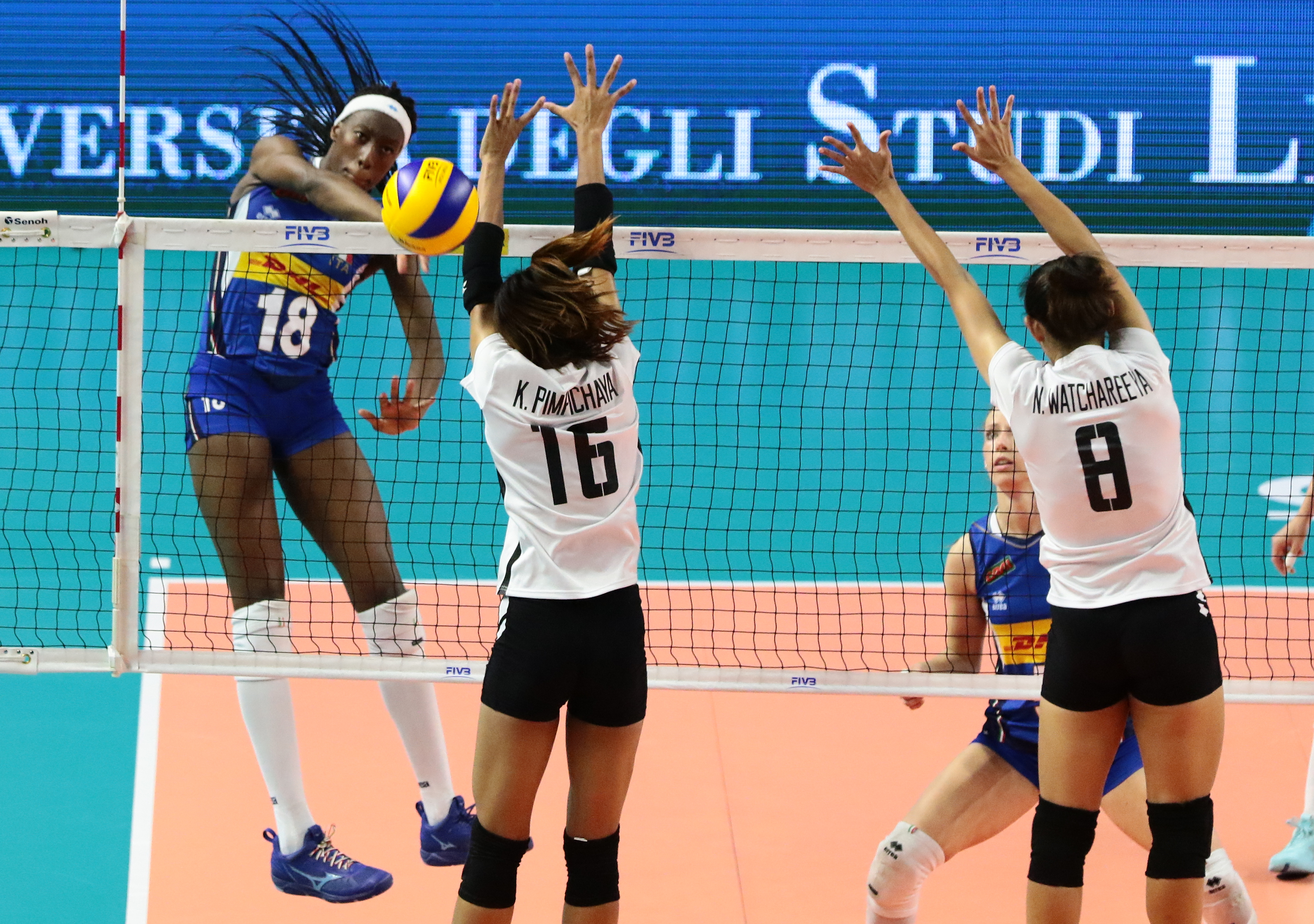 Vnl2020 News Detail 2019 Women S Vnl Team By Team Stats Preview Volleyball Nations League 2021