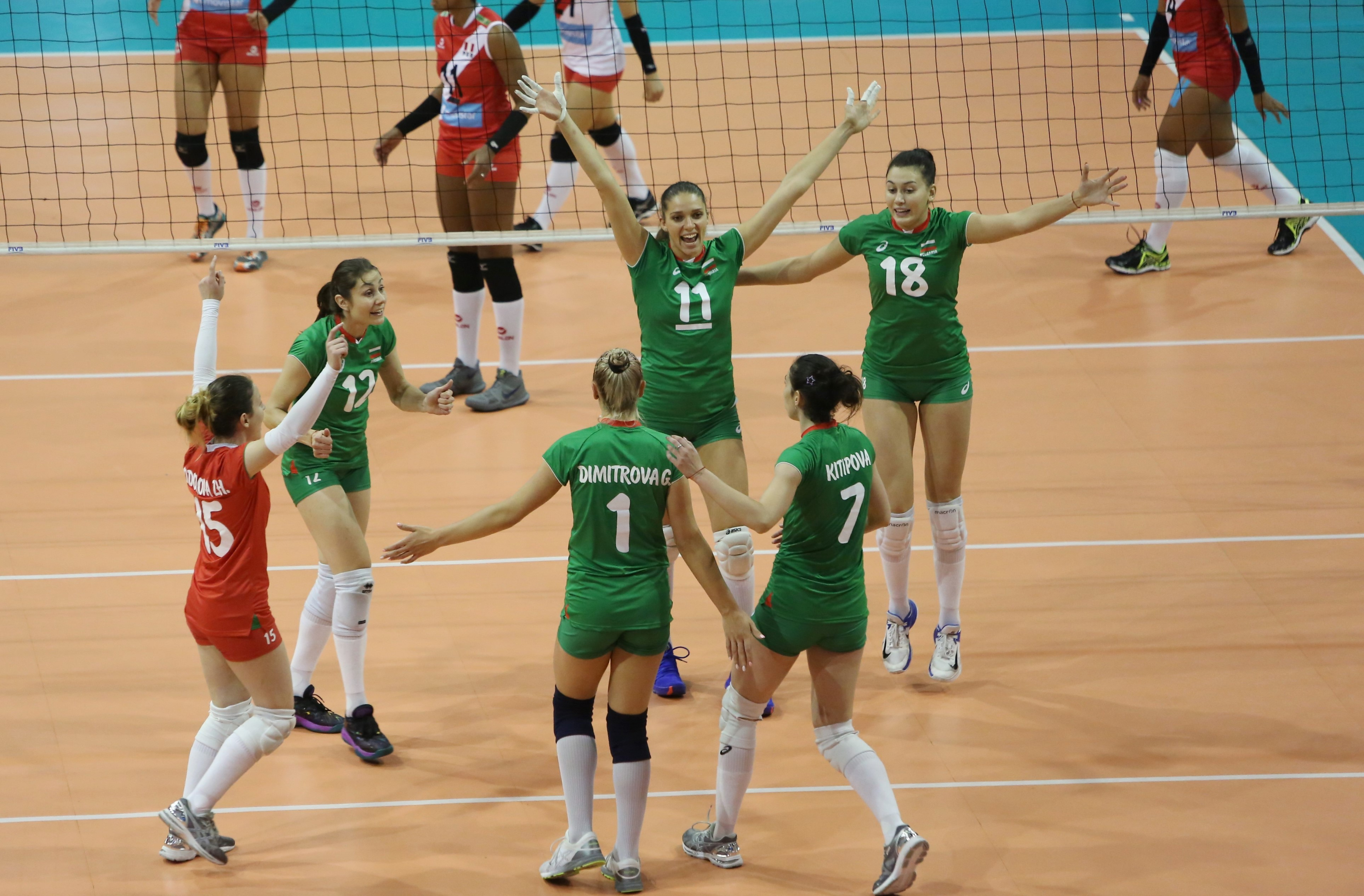 News Women S 2019 Vnl The Tallest The Youngest The Records To Beat