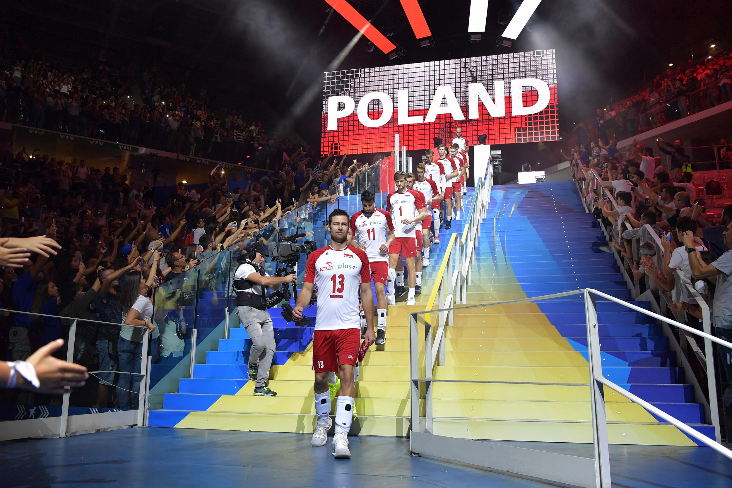 Poland And Brazil Are Set For A Replay Of The 2014 World Championship Final Which Was Won By 3 1 18 25 22 23