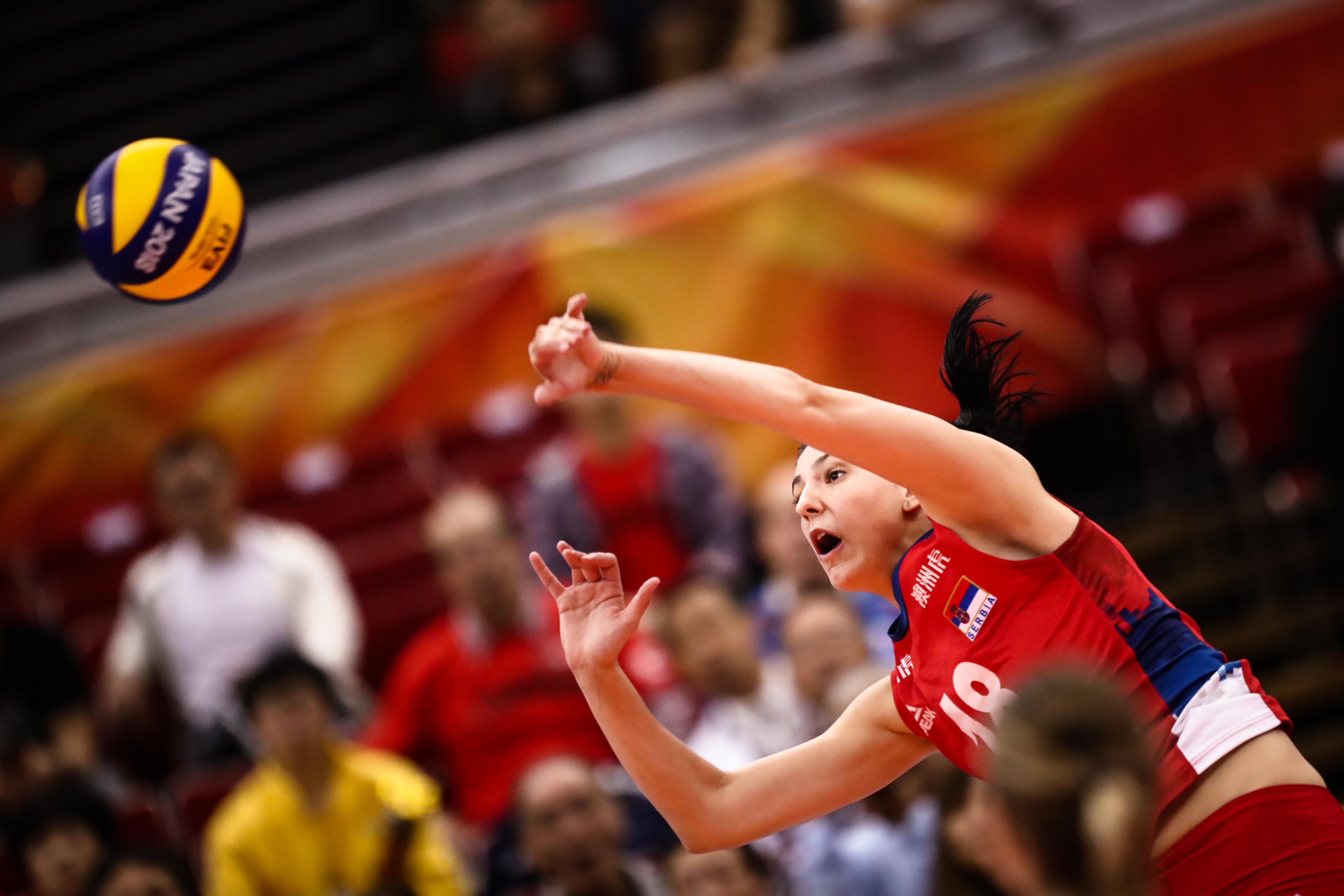 Semifinals set at Women's World Volleyball Championship