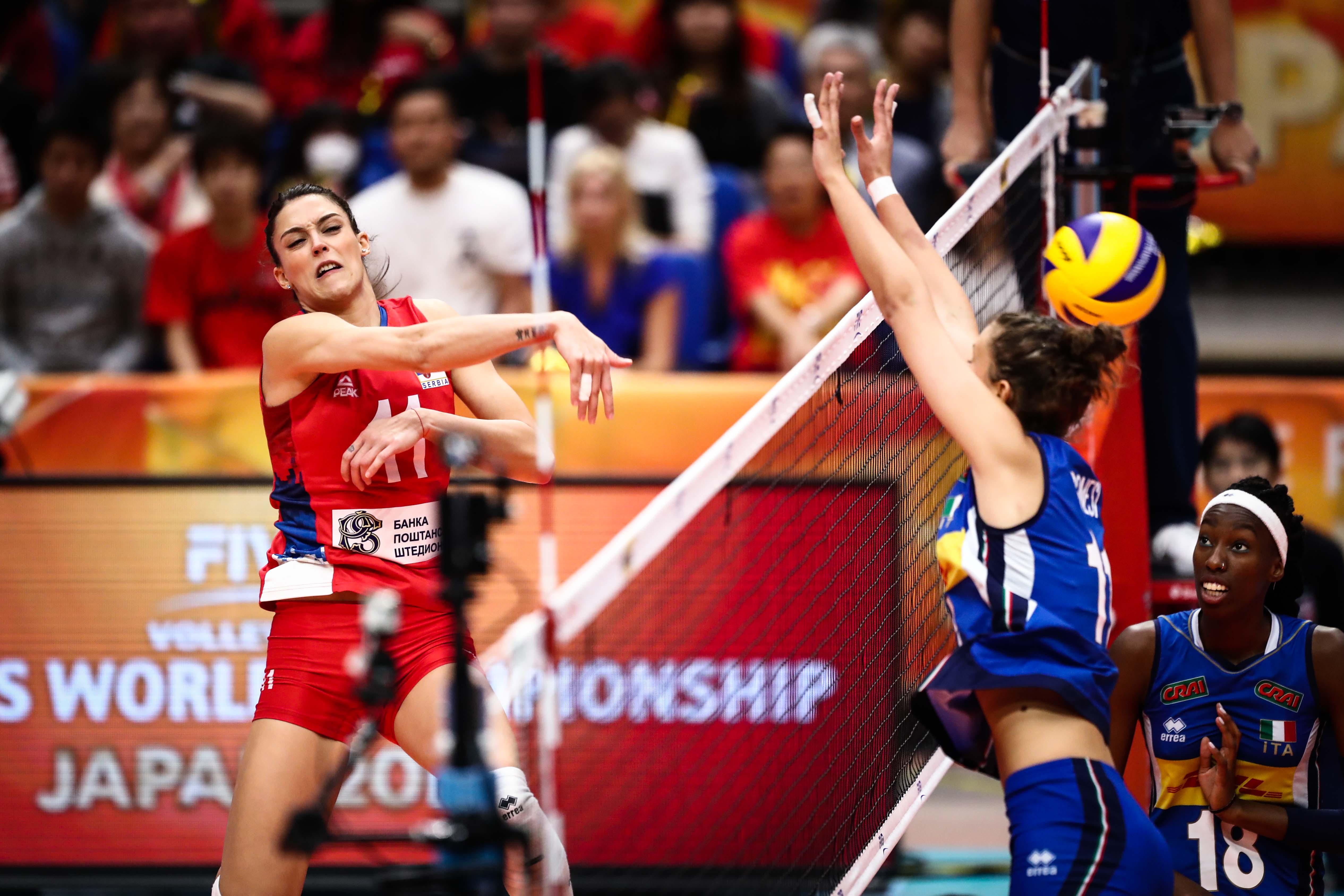 News Veljkovic Driven By Love Of Volleyball