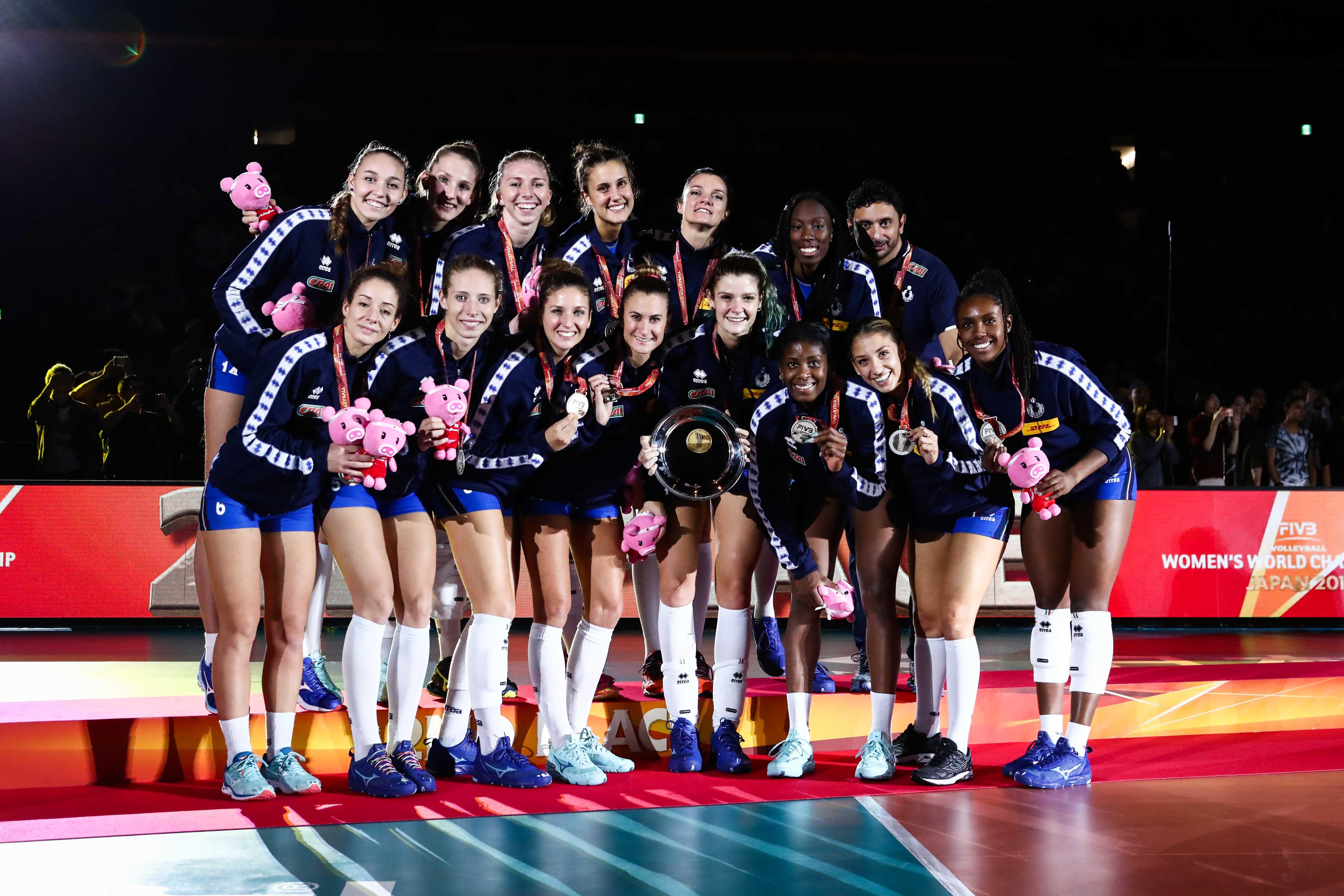 News - World title boosts Serbia in FIVB World Ranking