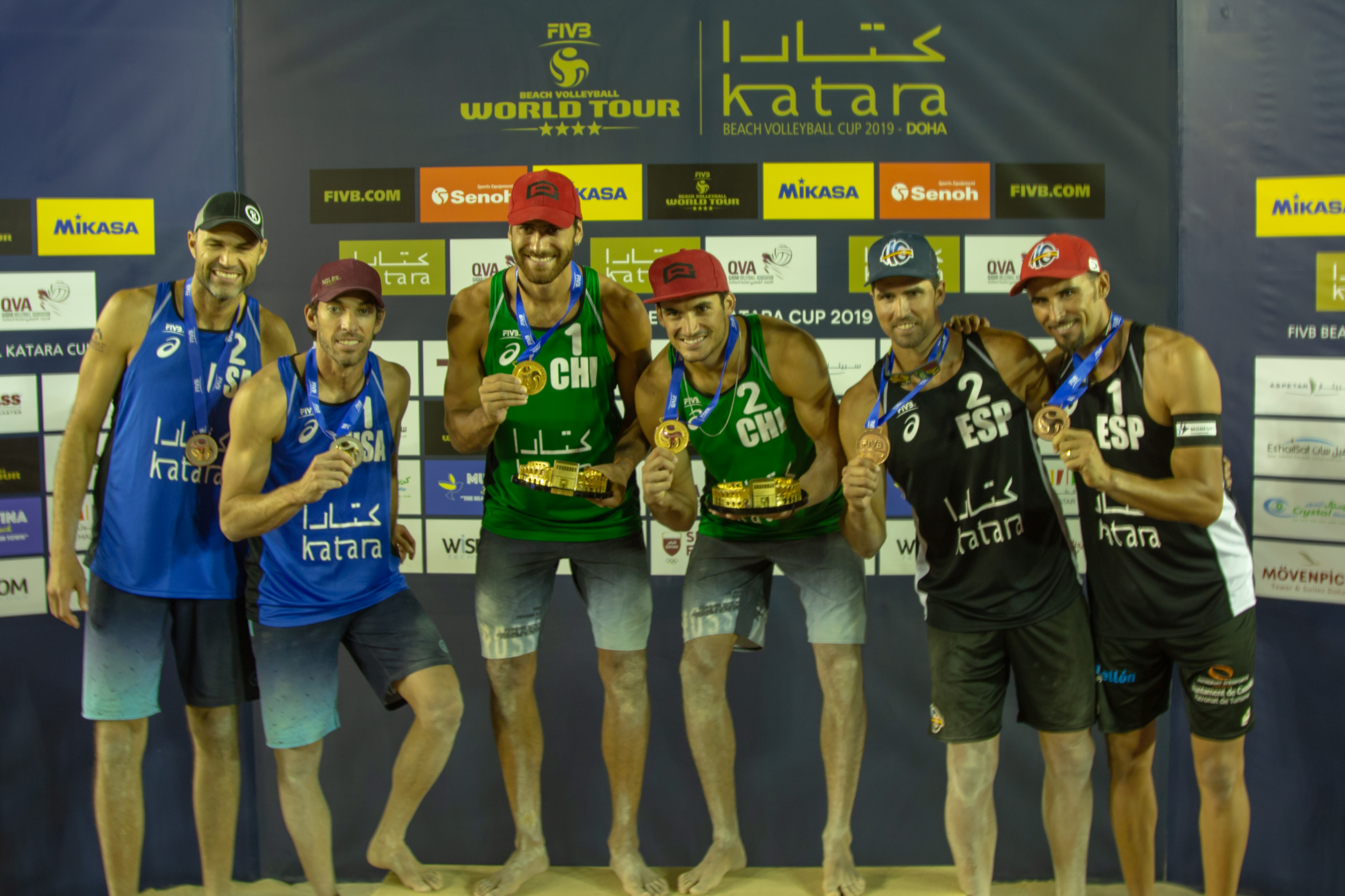 News - FIVB World Tour returns to SE Asia for next month