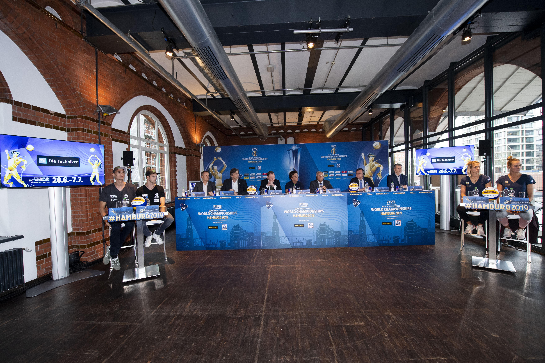 News - Hamburg ready to host an amazing 2019 FIVB Beach Volleyball World Championships