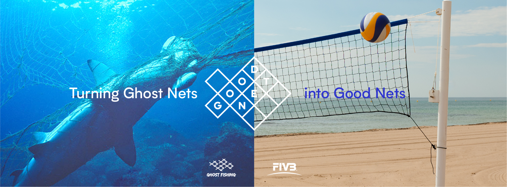 News - The FIVB and Good Net Project support World Water Day