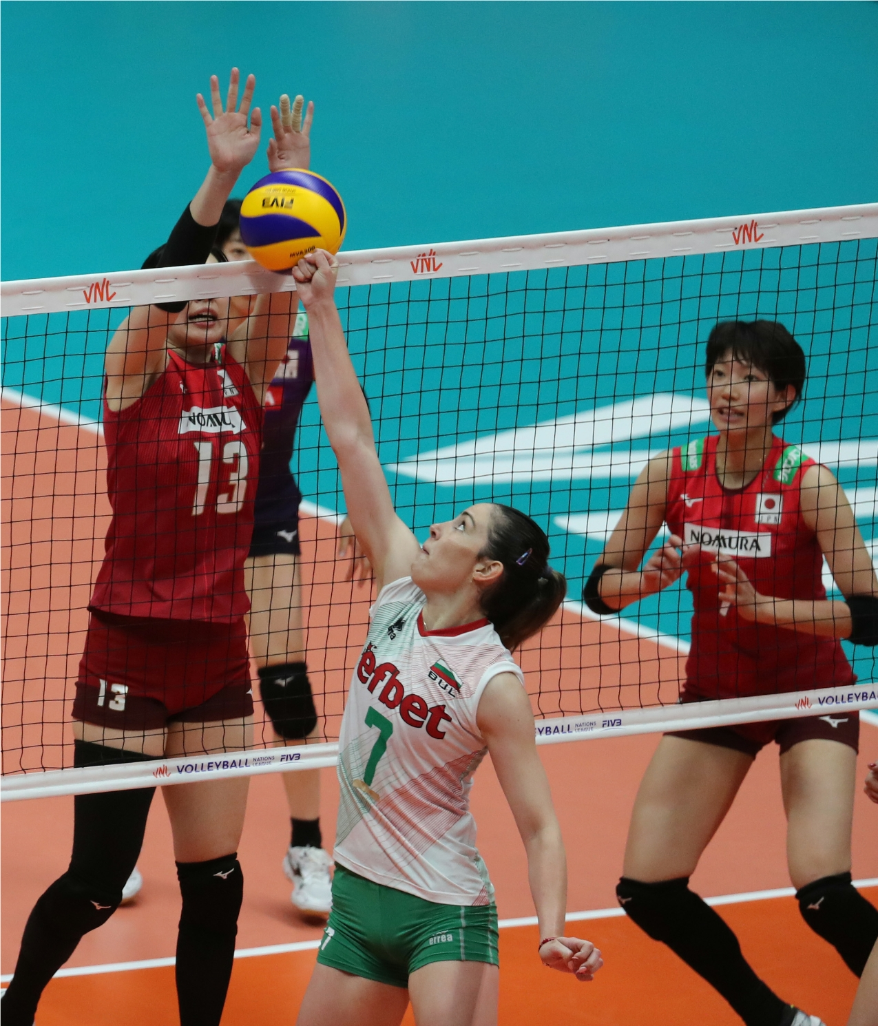 News Lora Kitipova I Can T Imagine Living Without The Emotion Of Volleyball