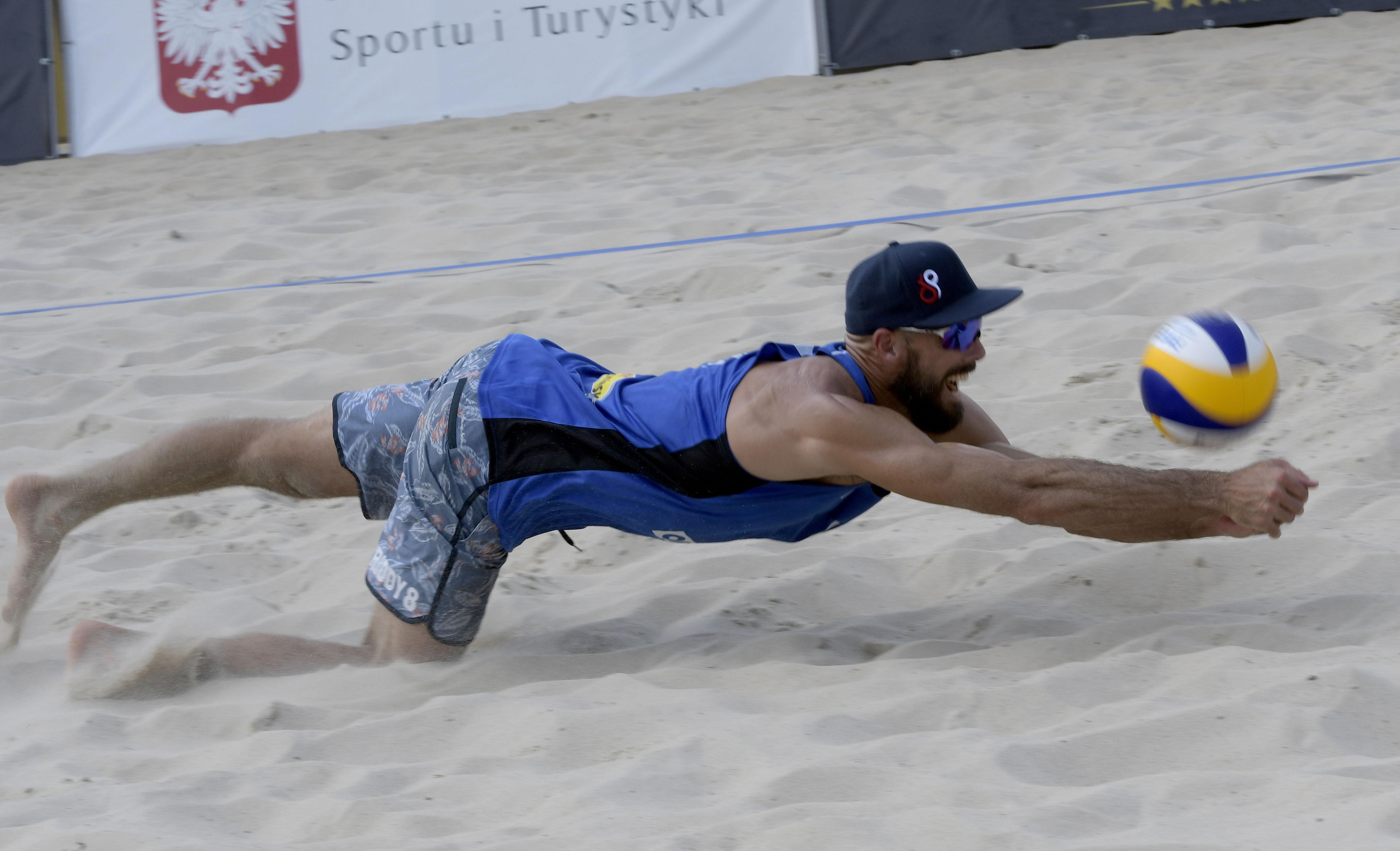 News - FIVB world champions Humana-Paredes & Pavan prevail on American sand