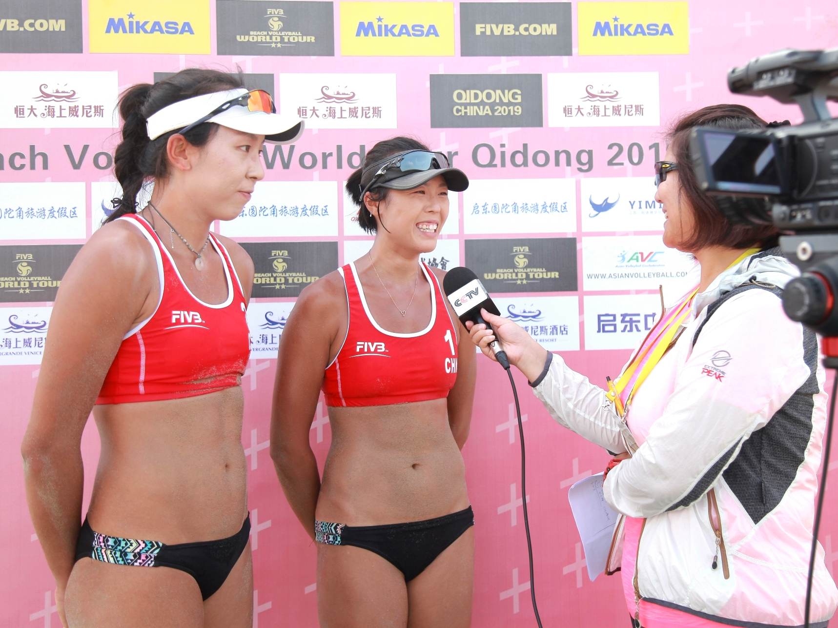 News - Busy week on tap for FIVB World Tour