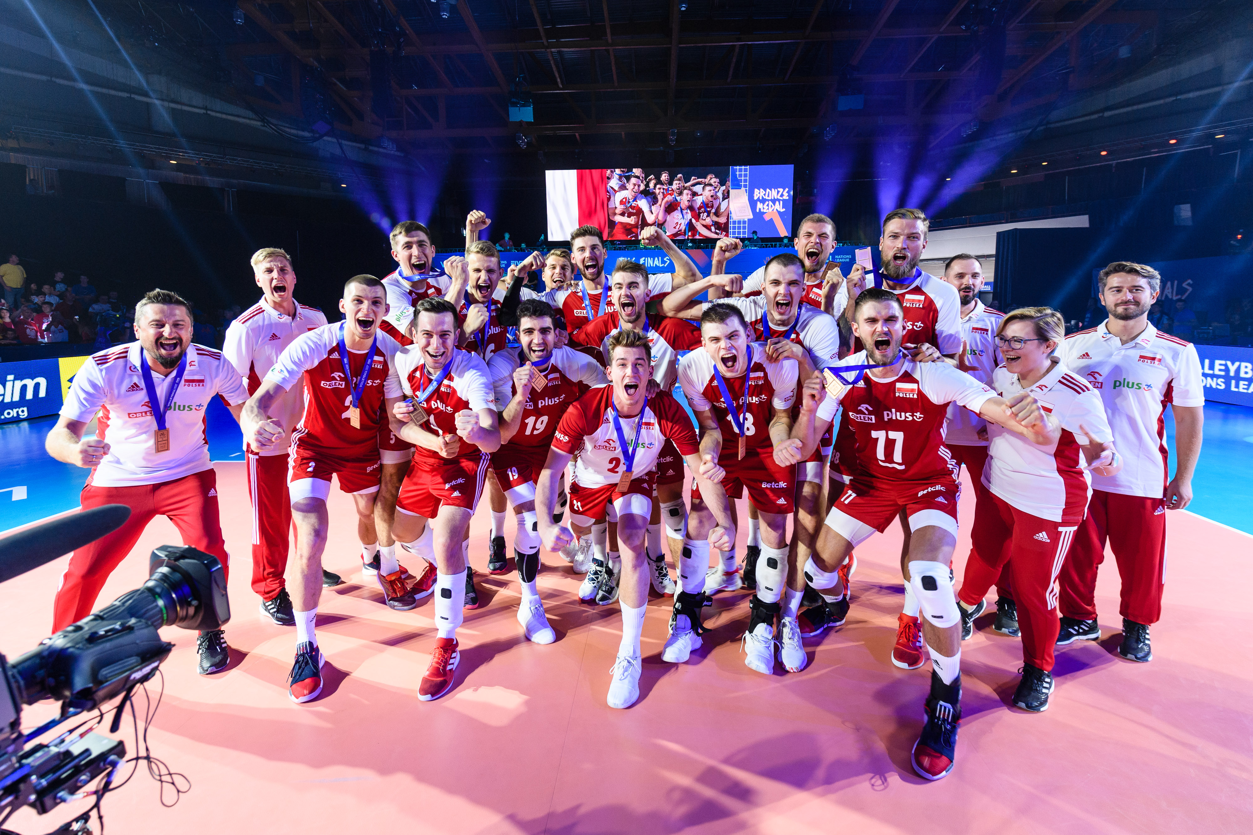 FIVB Tokyo Volleyball Qualification 2019 - More drama on the way as men's qualifiers for Tokyo 2020 begin on Friday