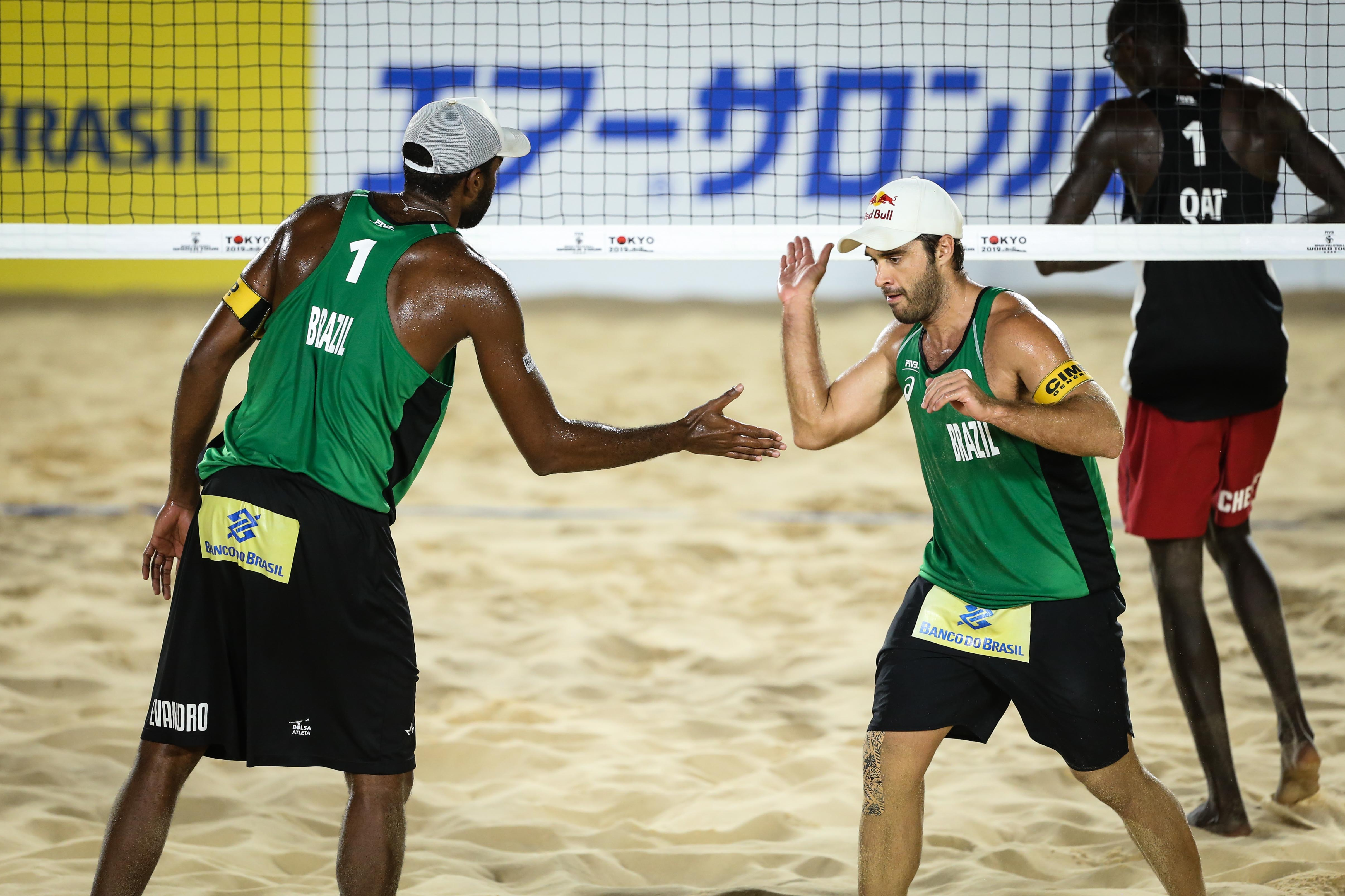 News - Olympic qualification reaches turning point for Brazilians in Vienna