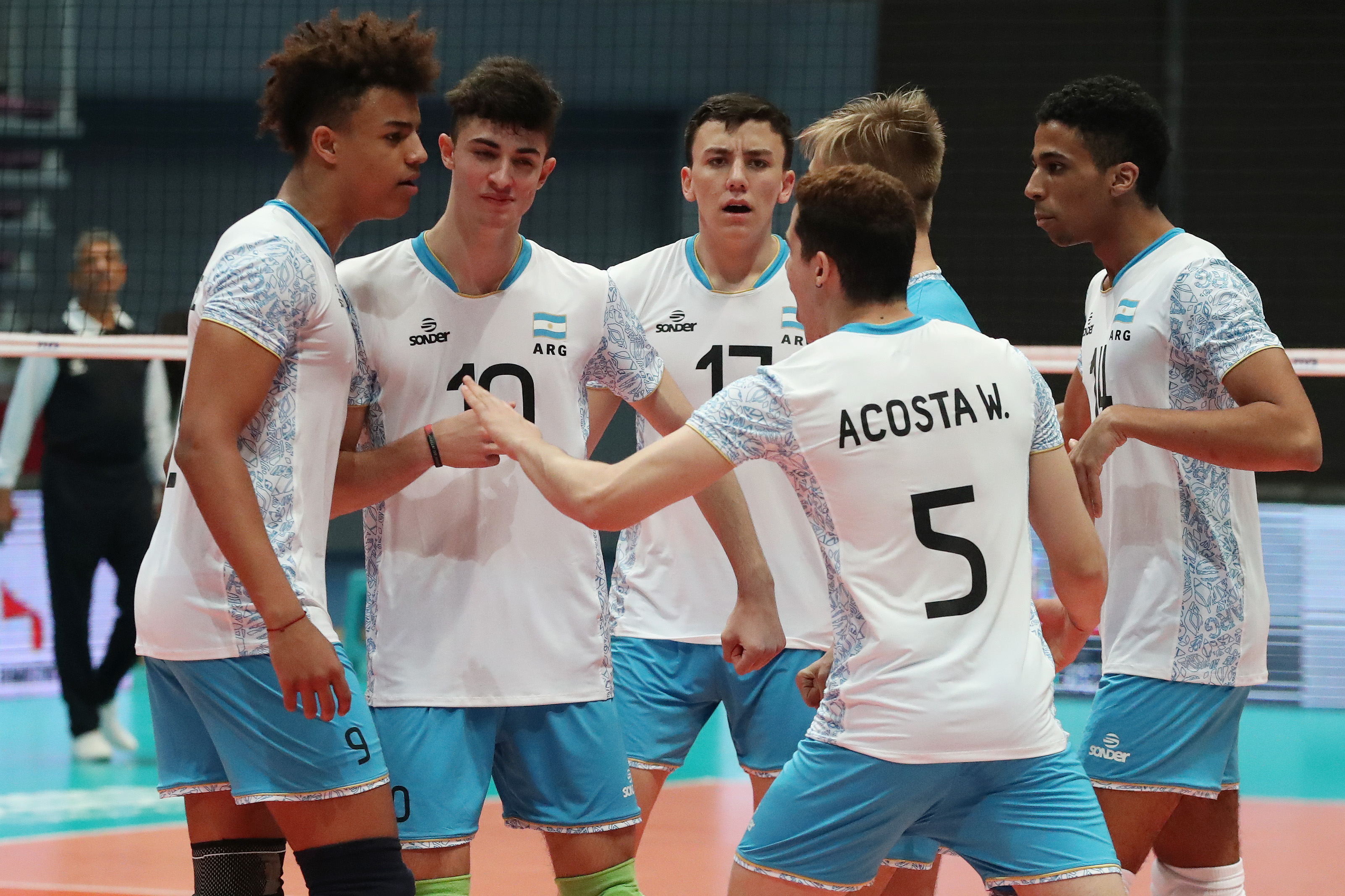 News Detail Tomas Capogrosso Inspired By Family S Support And Example Fivb Volleyball Boys U19 World Championship 2019