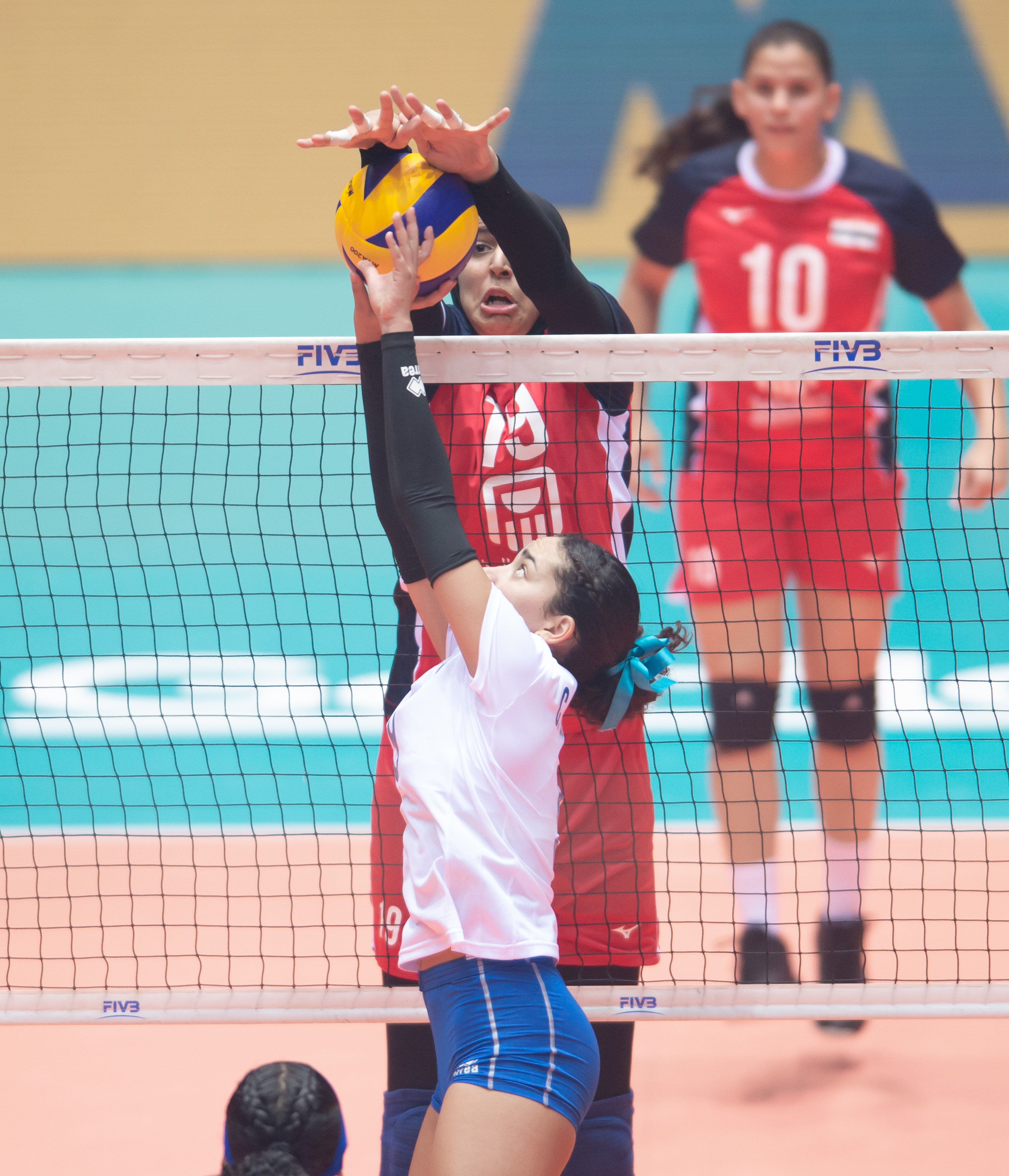 News Thrilling Openers Set The Pace In Girls U18 Worlds