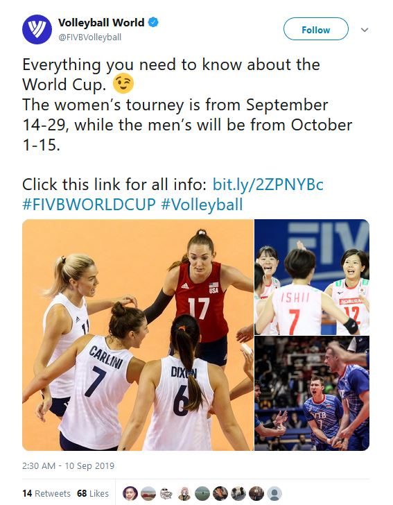 News - World Cup - Women's and men's team rosters