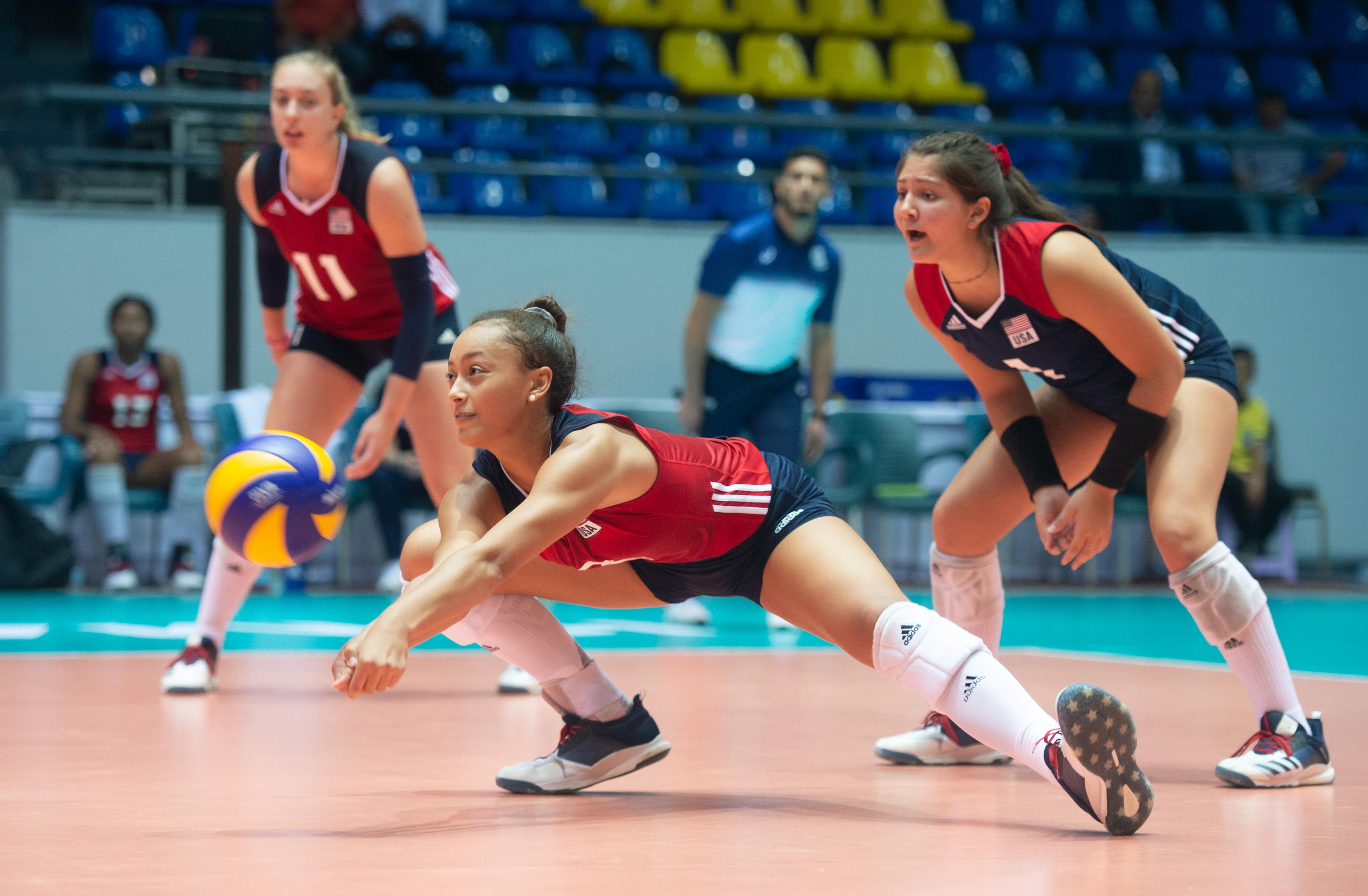 News Italy Usa Seek To Write History In Girls U18 Worlds Final