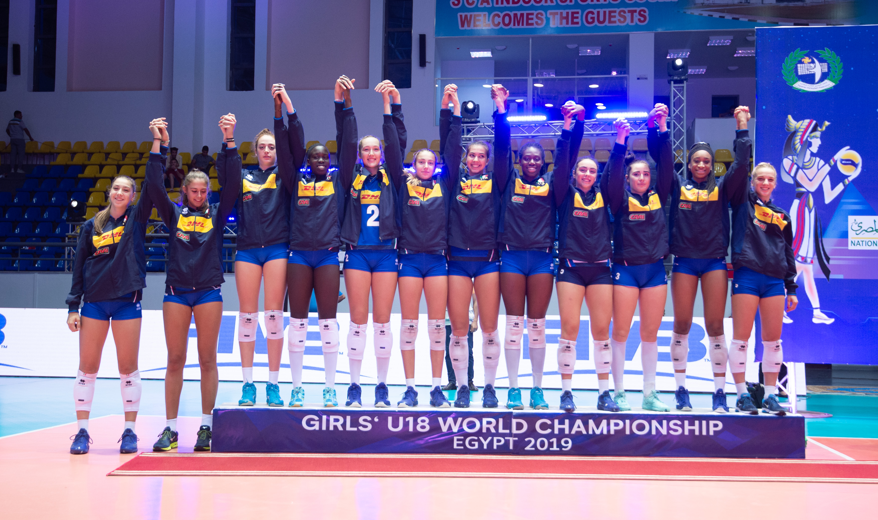 News Girls U18 Worlds Gold Historic Moment For Usa Volleyball