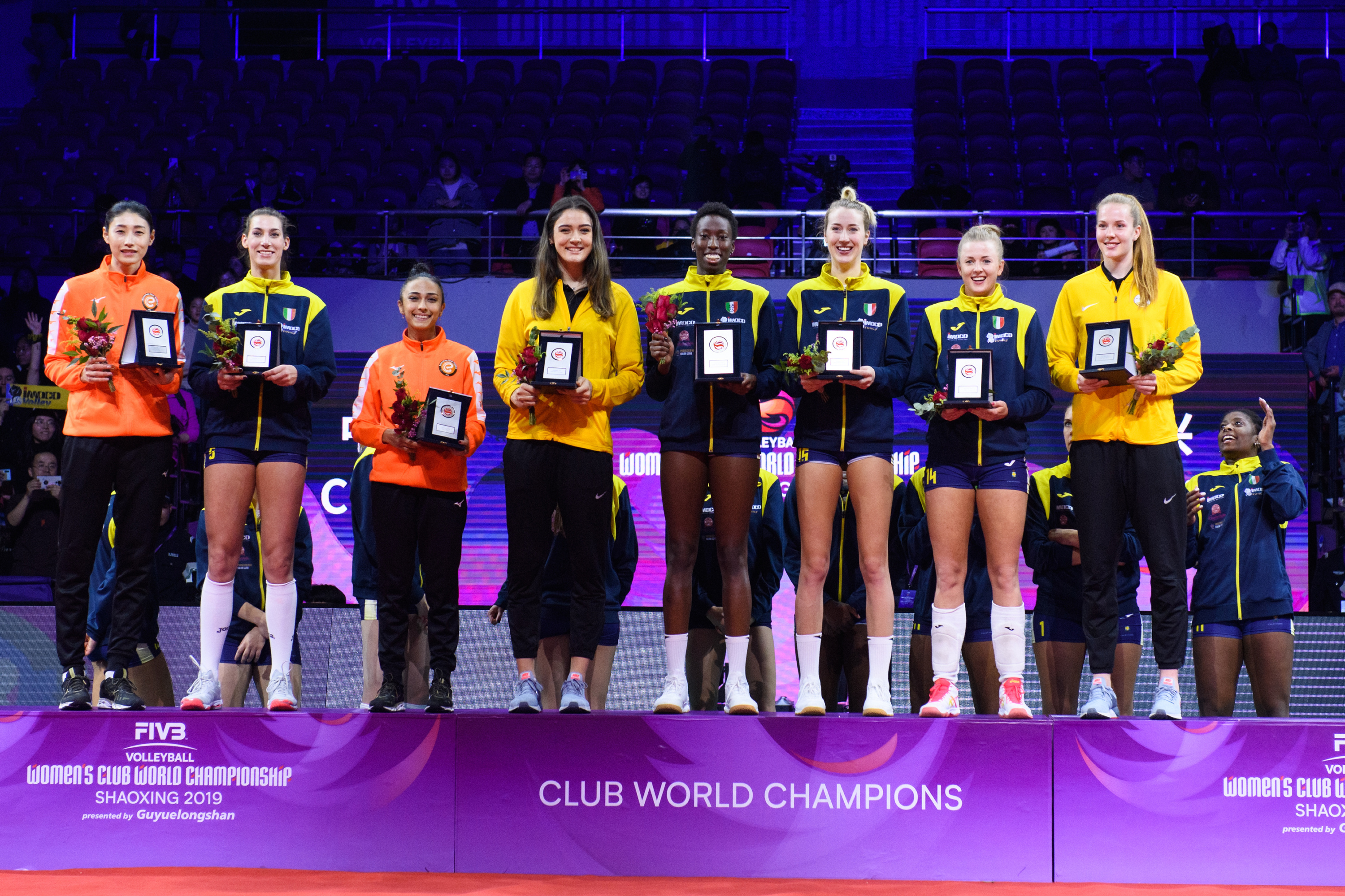 News Egonu Reigns As Mvp Of The 2019 Women S Club World Championship