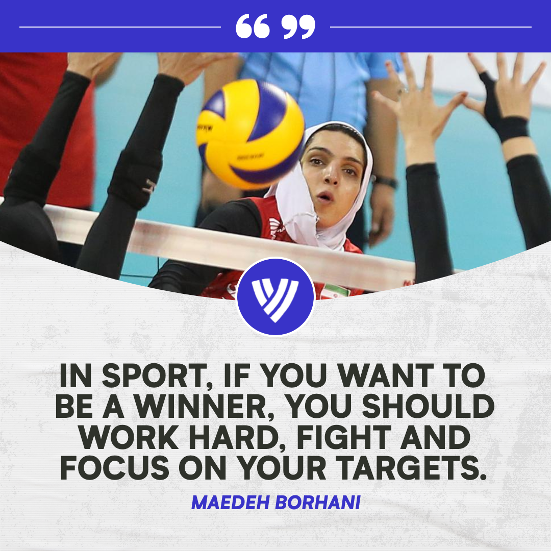 News Borhani Carves Own Niche In Iranian Volleyball