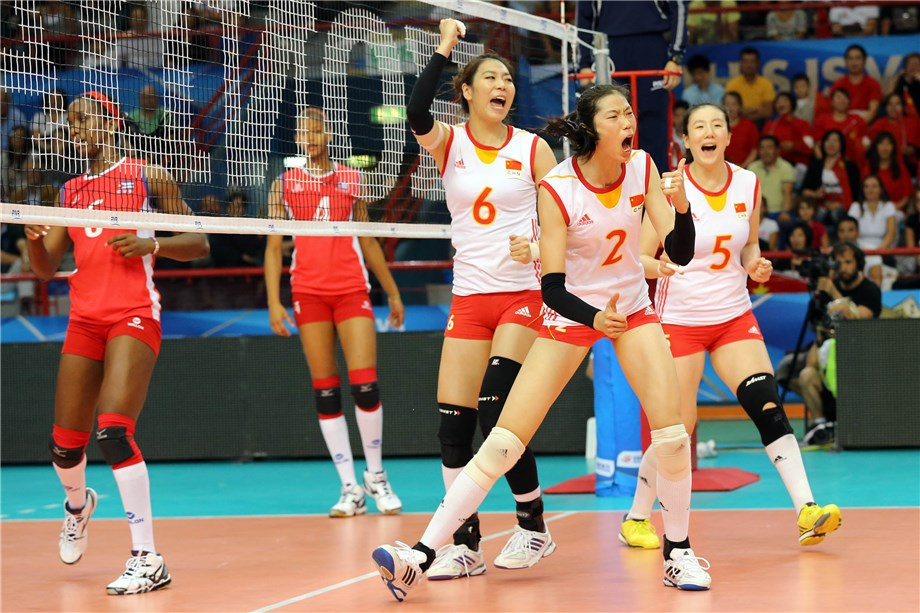 News - China maintain leadership of Pool D with fourth ...