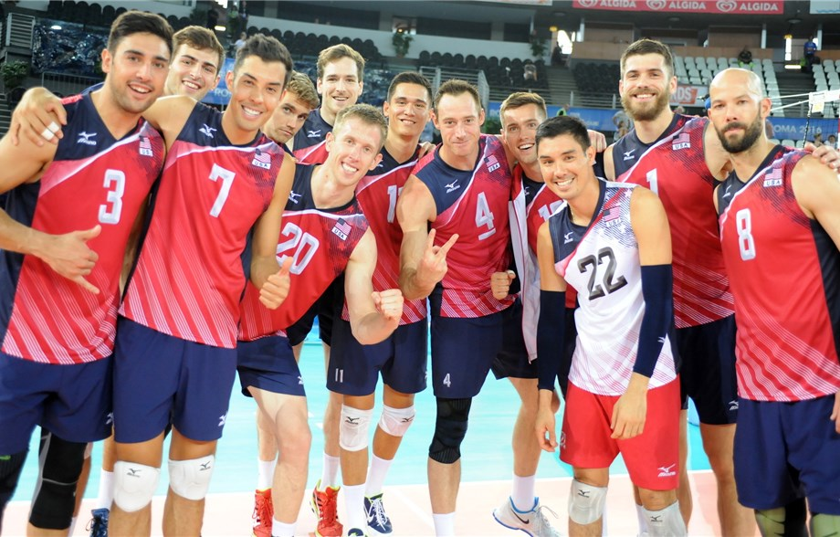 News detail - Speraw announces USA men's team to Rio 2016