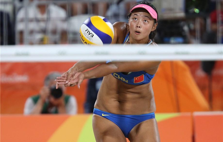Women S Beach Volleyball Rankings