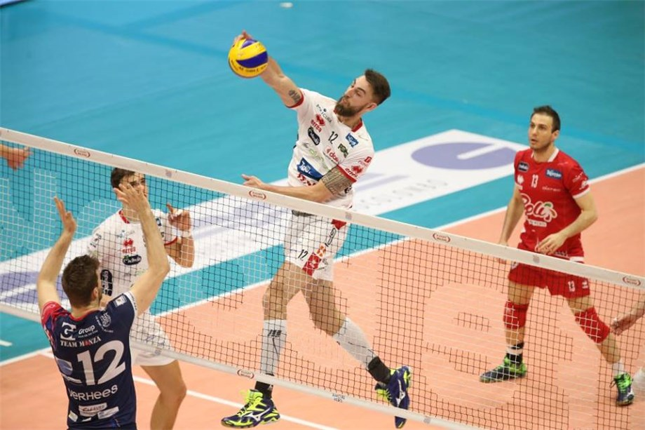news - playoffs all set in italy superleague - Top Cucine Lube