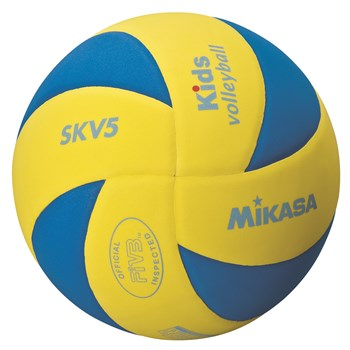 mikasa unveils dynamic new volleyball for kids fivb
