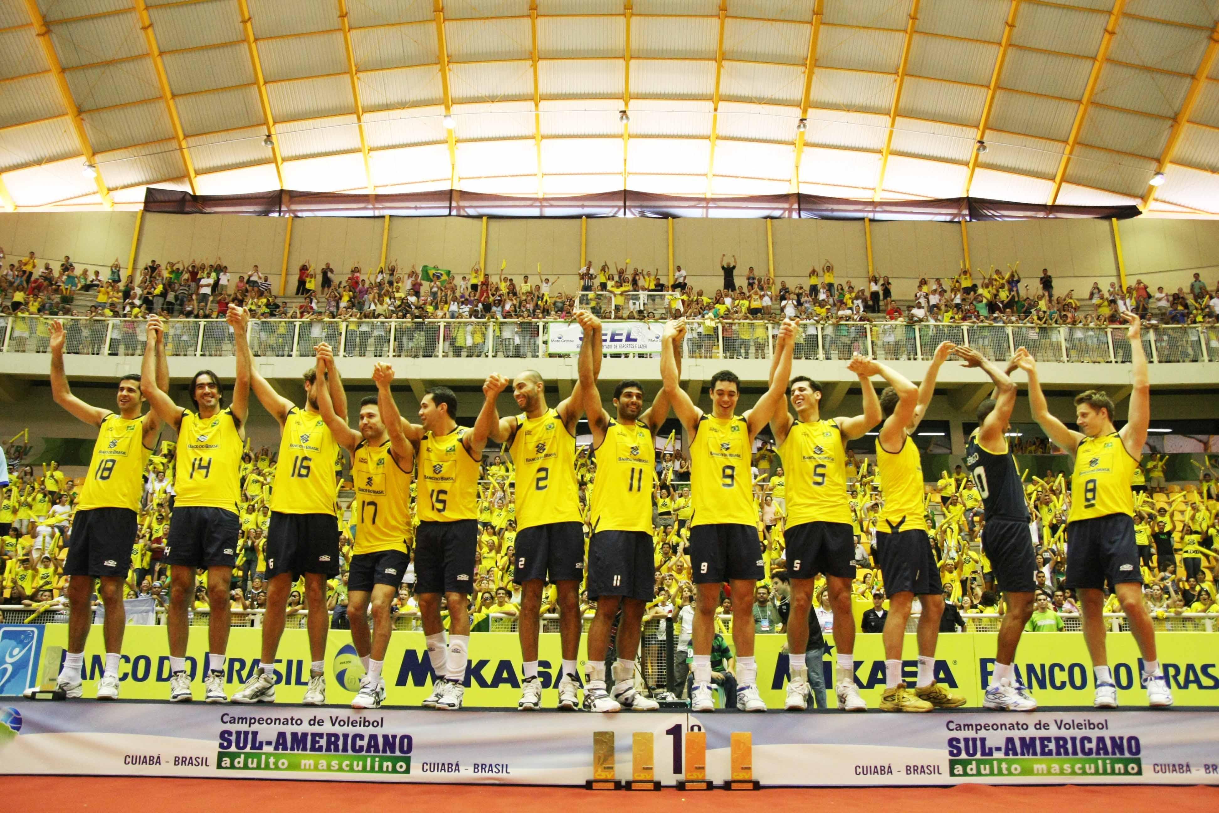 Cuba NORCECA continental champions