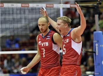 Volleyball heavyweights make semis at European Champs ...