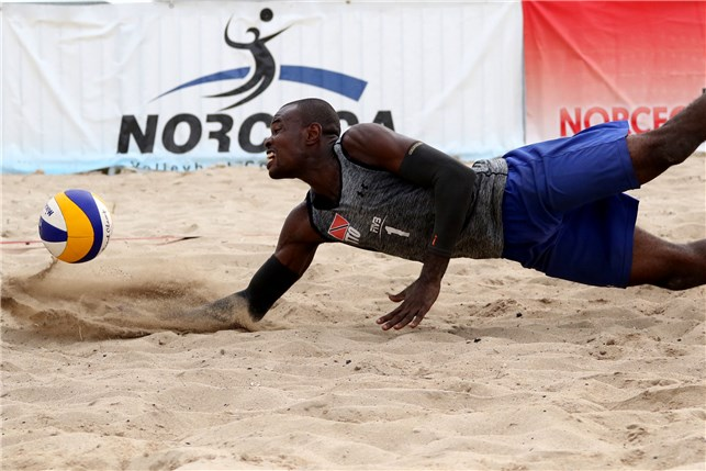 NORCECA Beach Volleyball Continental Cup 2014