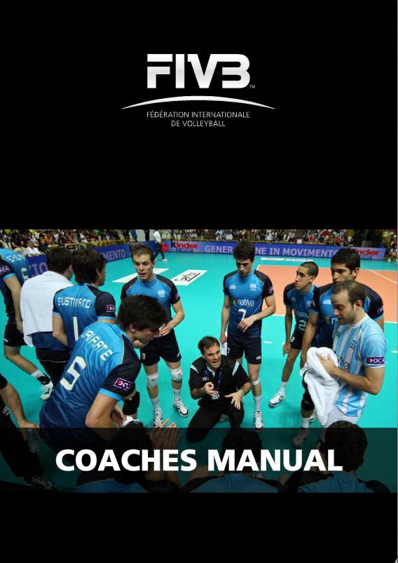 fivb technical rh fivb org Youth Basketball Coaching Manual AYSO U8 Coaching Manual